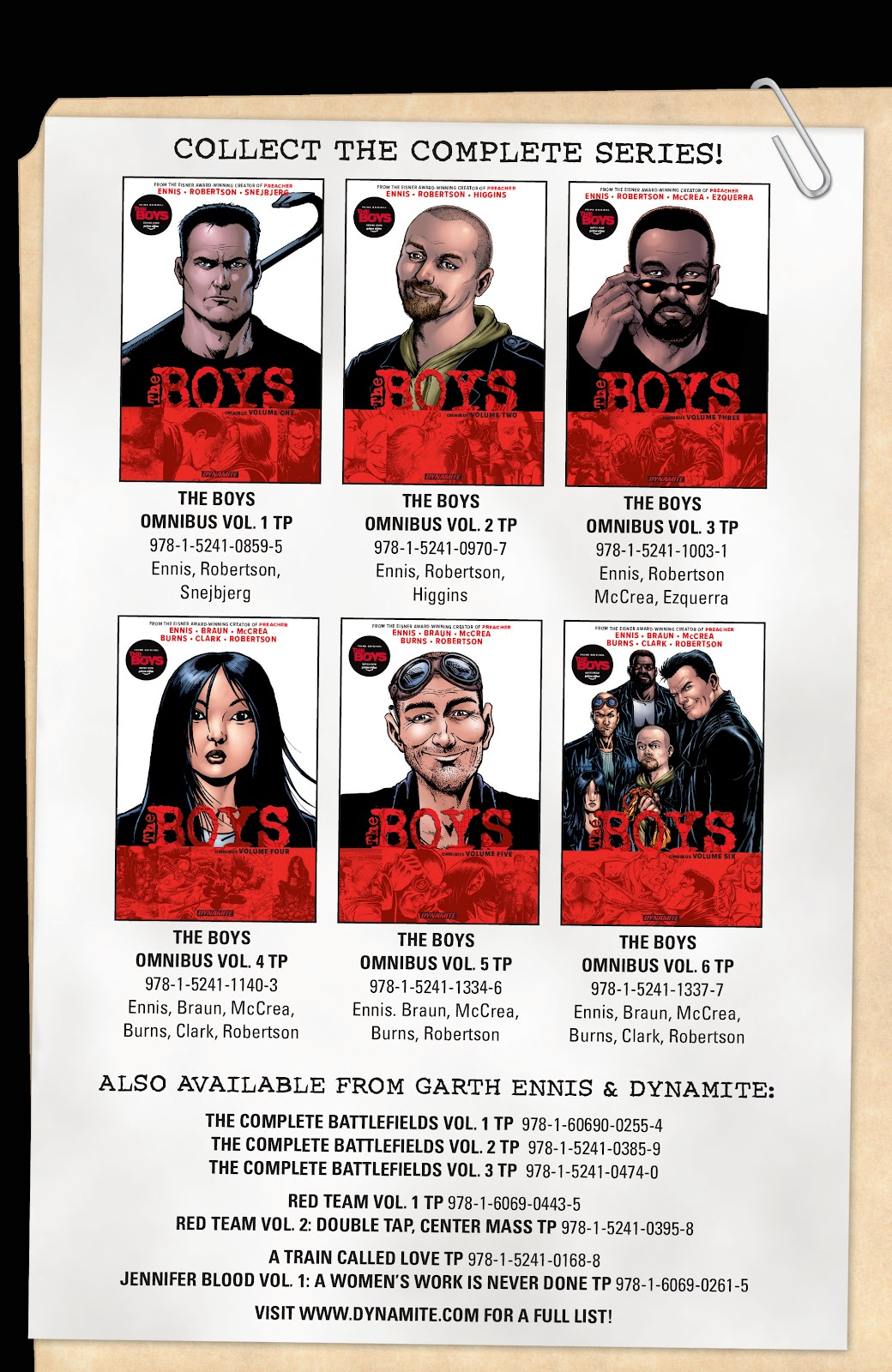 Read online The Boys Omnibus comic -  Issue # TPB 4 (Part 4) - 79