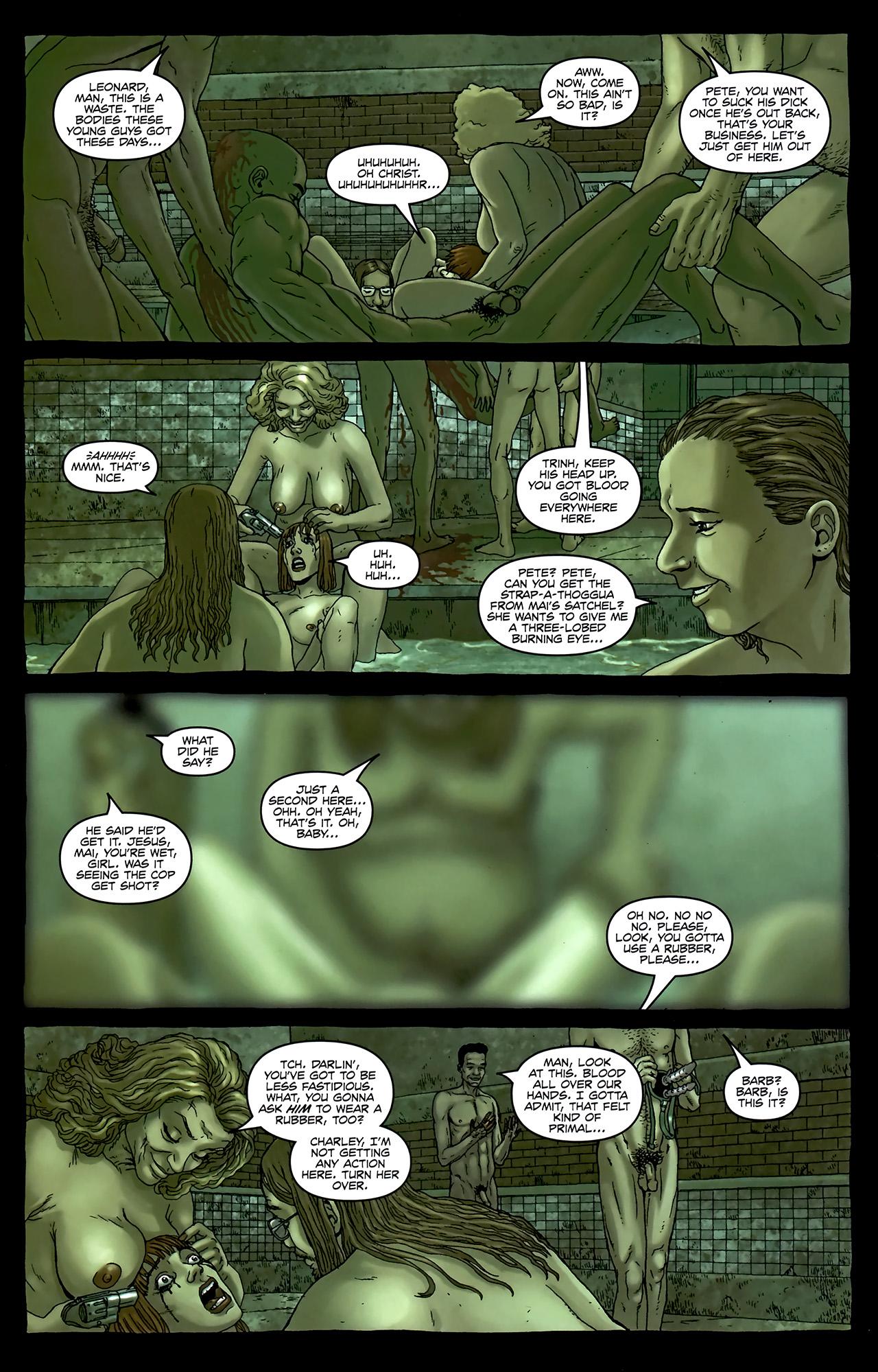 Read online Alan Moore's Neonomicon comic -  Issue #2 - 28