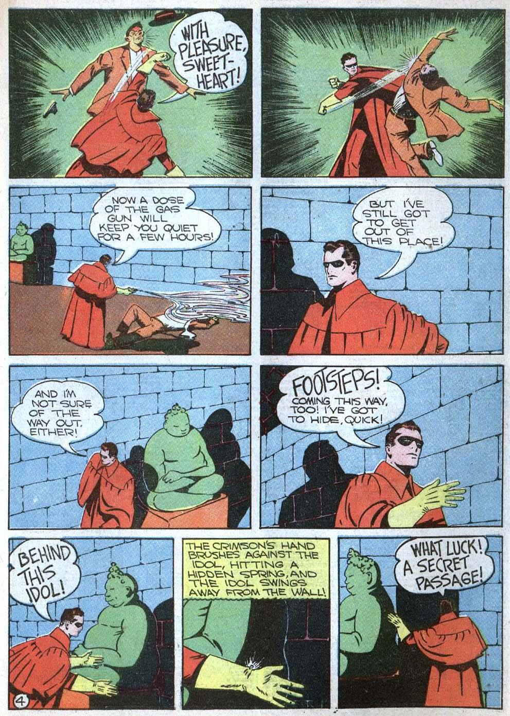 Read online Detective Comics (1937) comic -  Issue #43 - 35