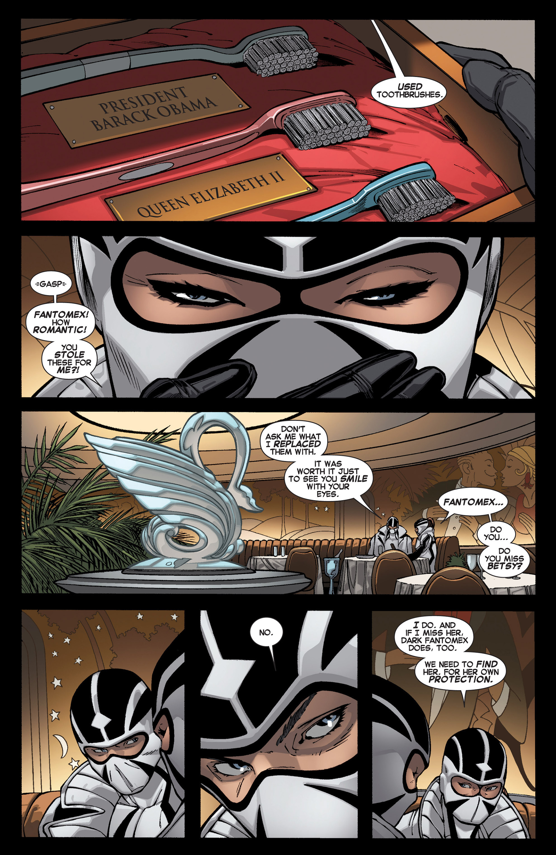 Read online Uncanny X-Force (2013) comic -  Issue #2 - 14