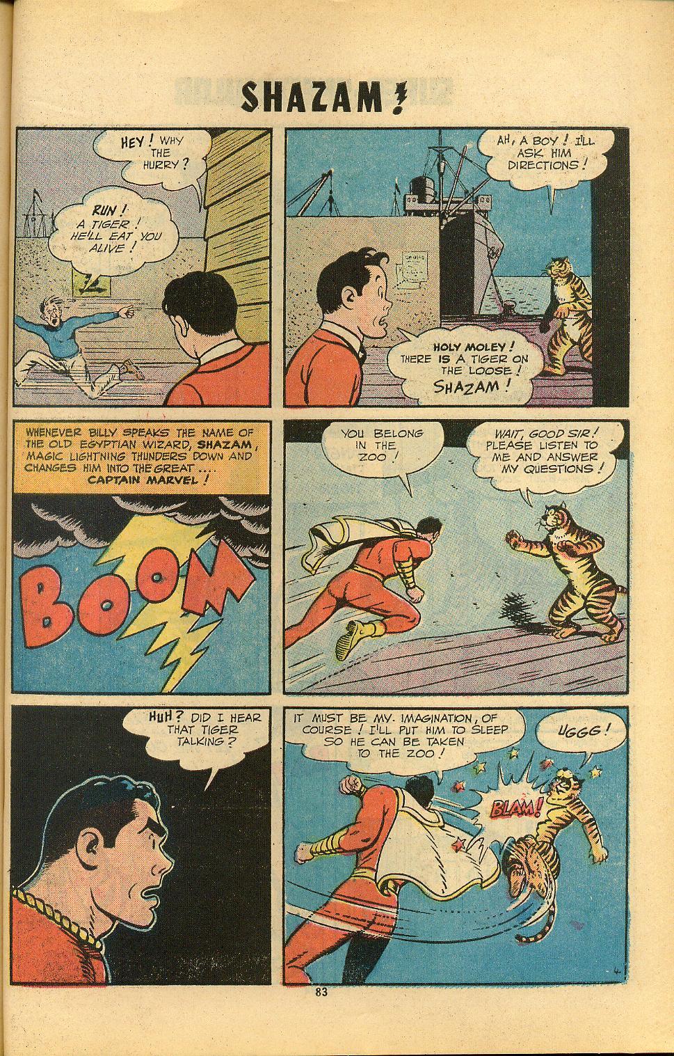 Read online Shazam! (1973) comic -  Issue #8 - 83