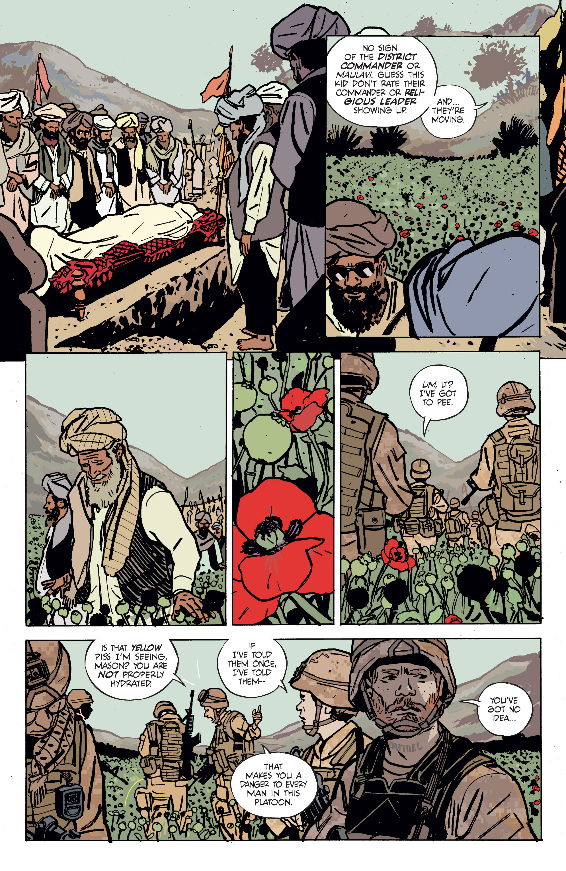 Read online Graveyard of Empires comic -  Issue # TPB - 27