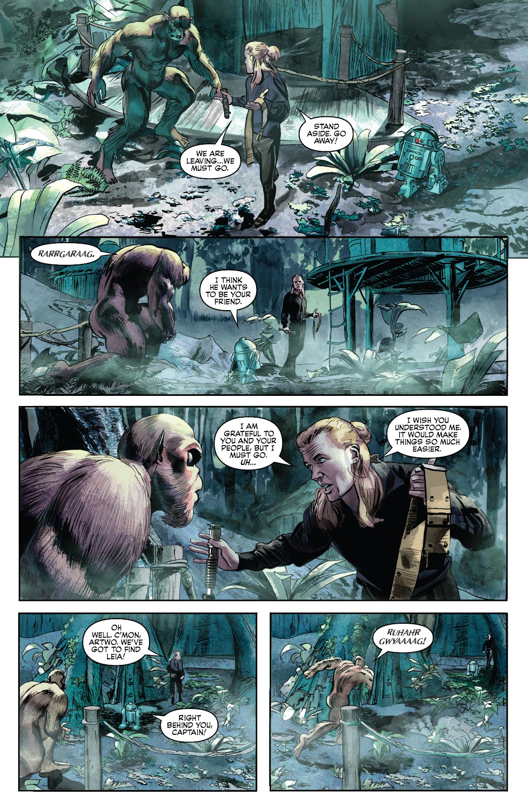 Read online Star Wars Legends: Infinities - Epic Collection comic -  Issue # TPB (Part 5) - 44