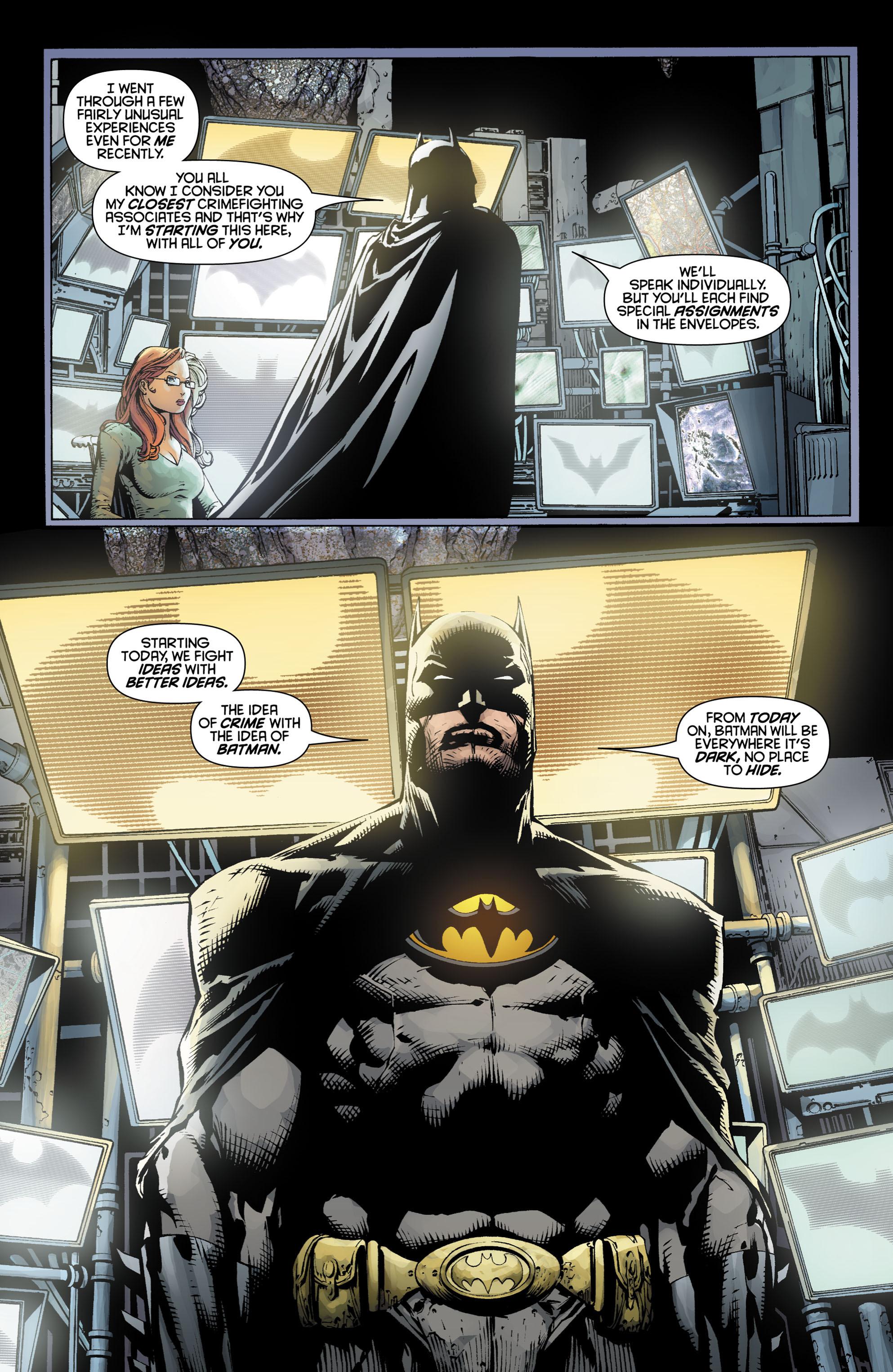 Read online Batman: The Return comic -  Issue # Full - 13