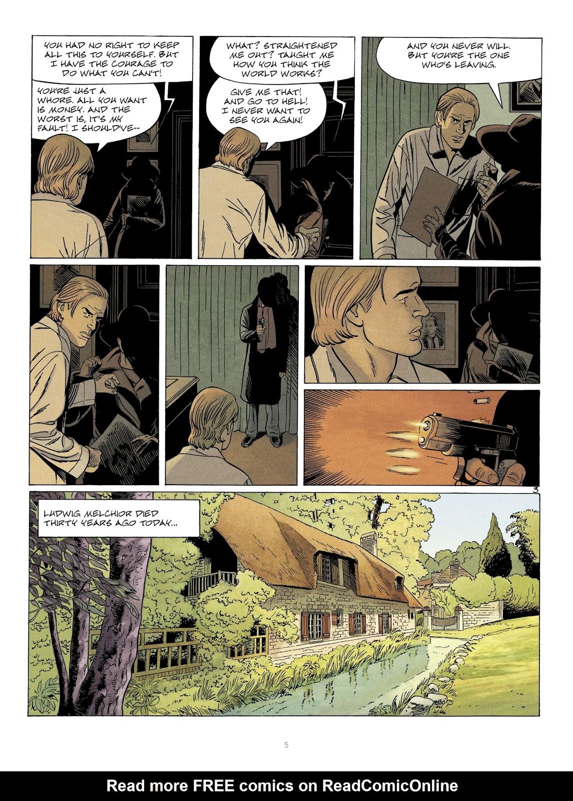 Read online Sherman comic -  Issue #7 - 5