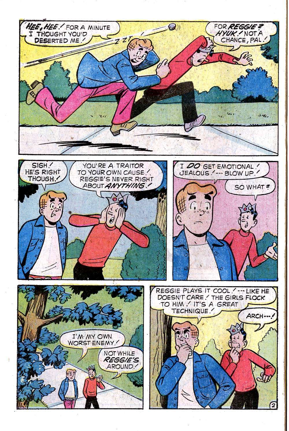 Read online Archie (1960) comic -  Issue #243 - 30