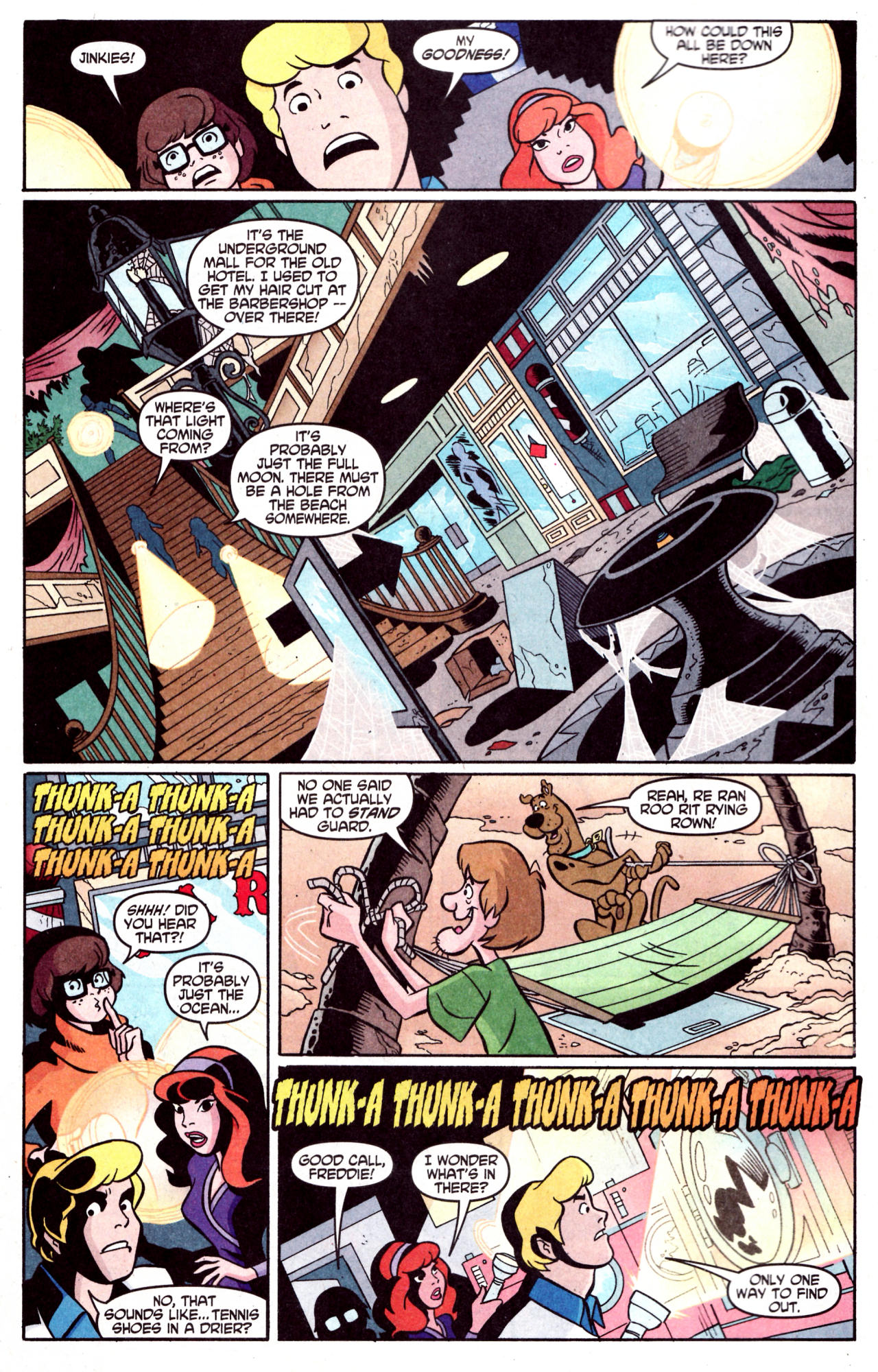Read online Scooby-Doo (1997) comic -  Issue #126 - 5