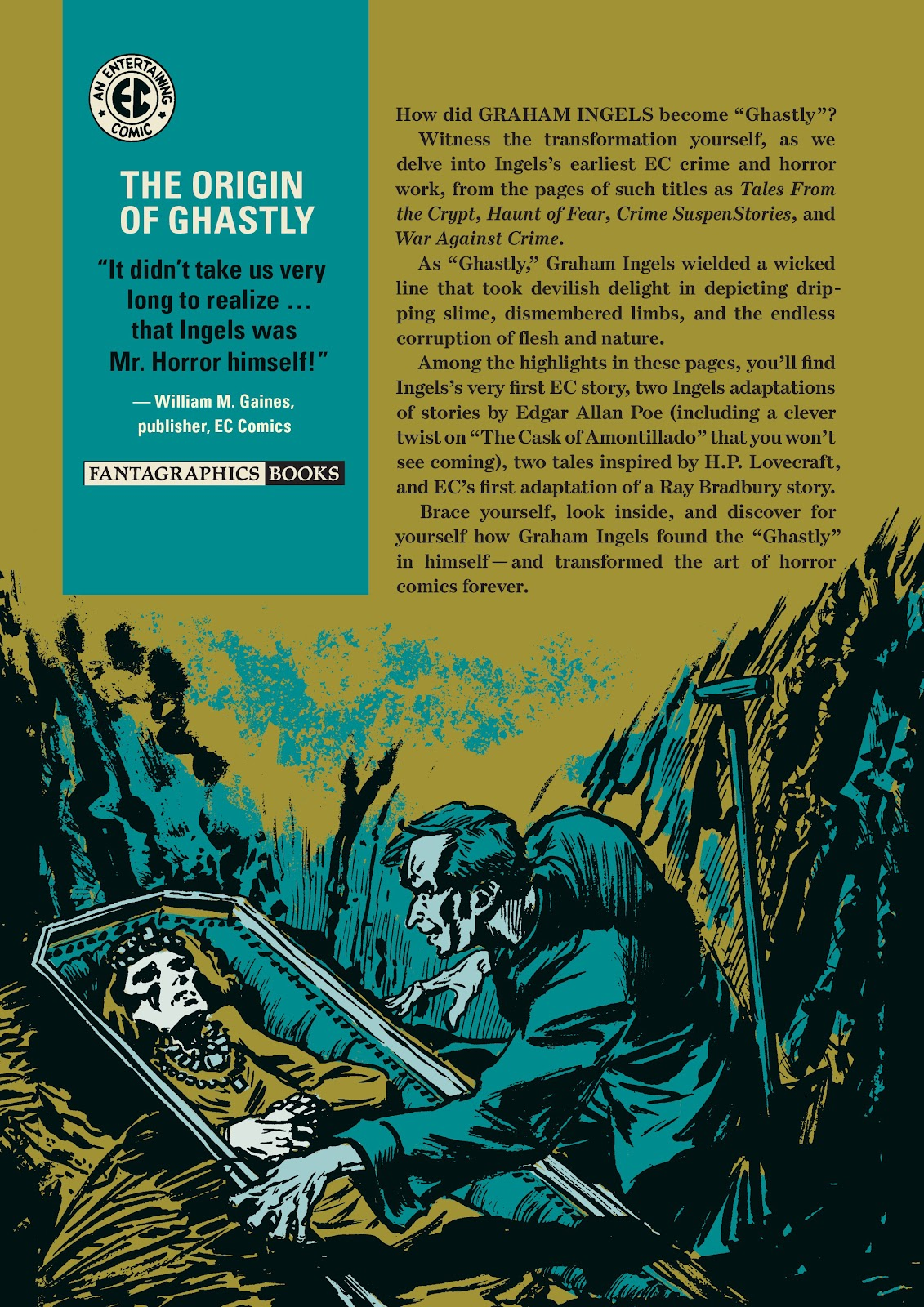 Read online Doctor of Horror and Other Stories comic -  Issue # TPB (Part 2) - 127