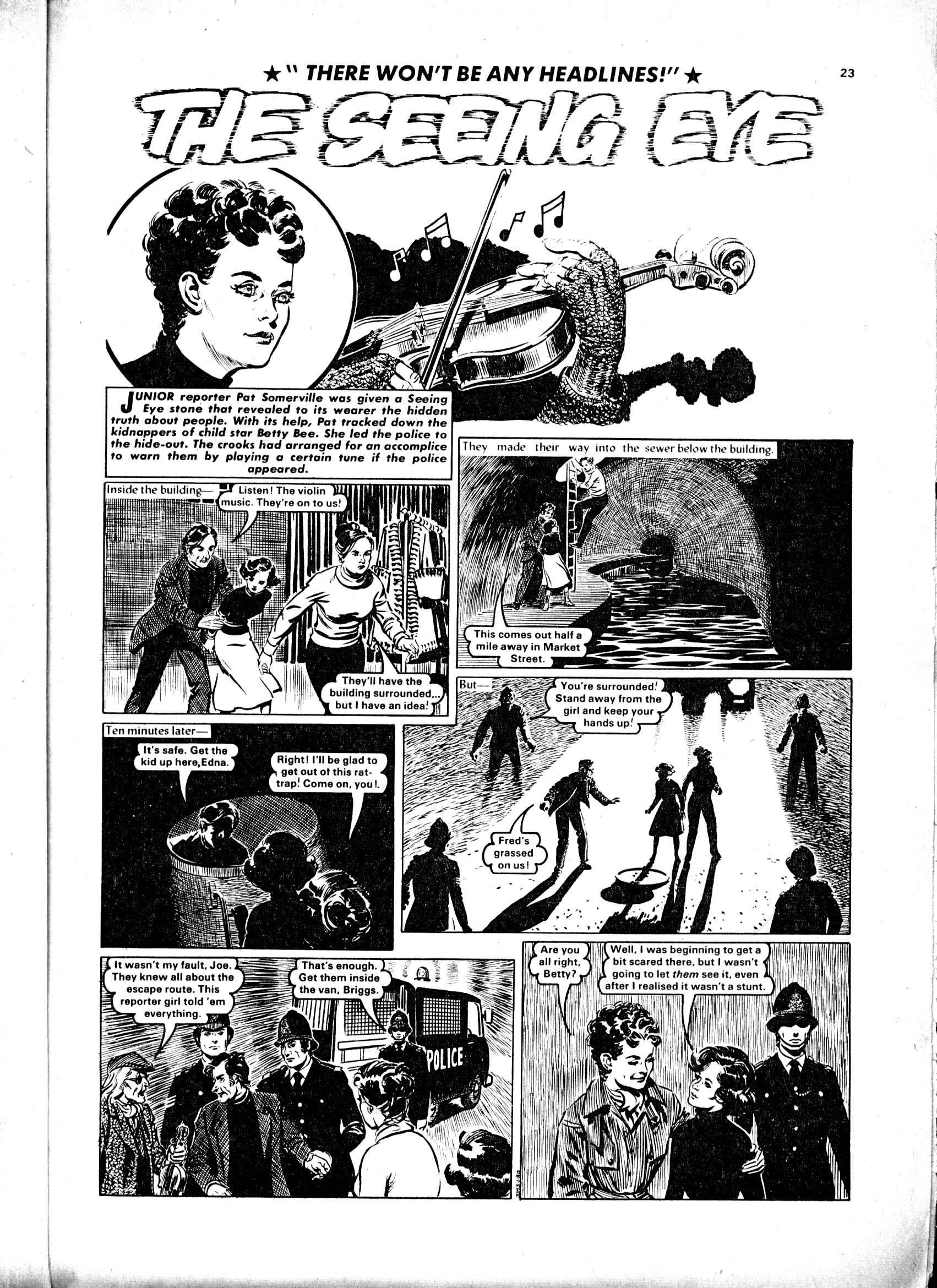 Read online Judy comic -  Issue #43 - 21