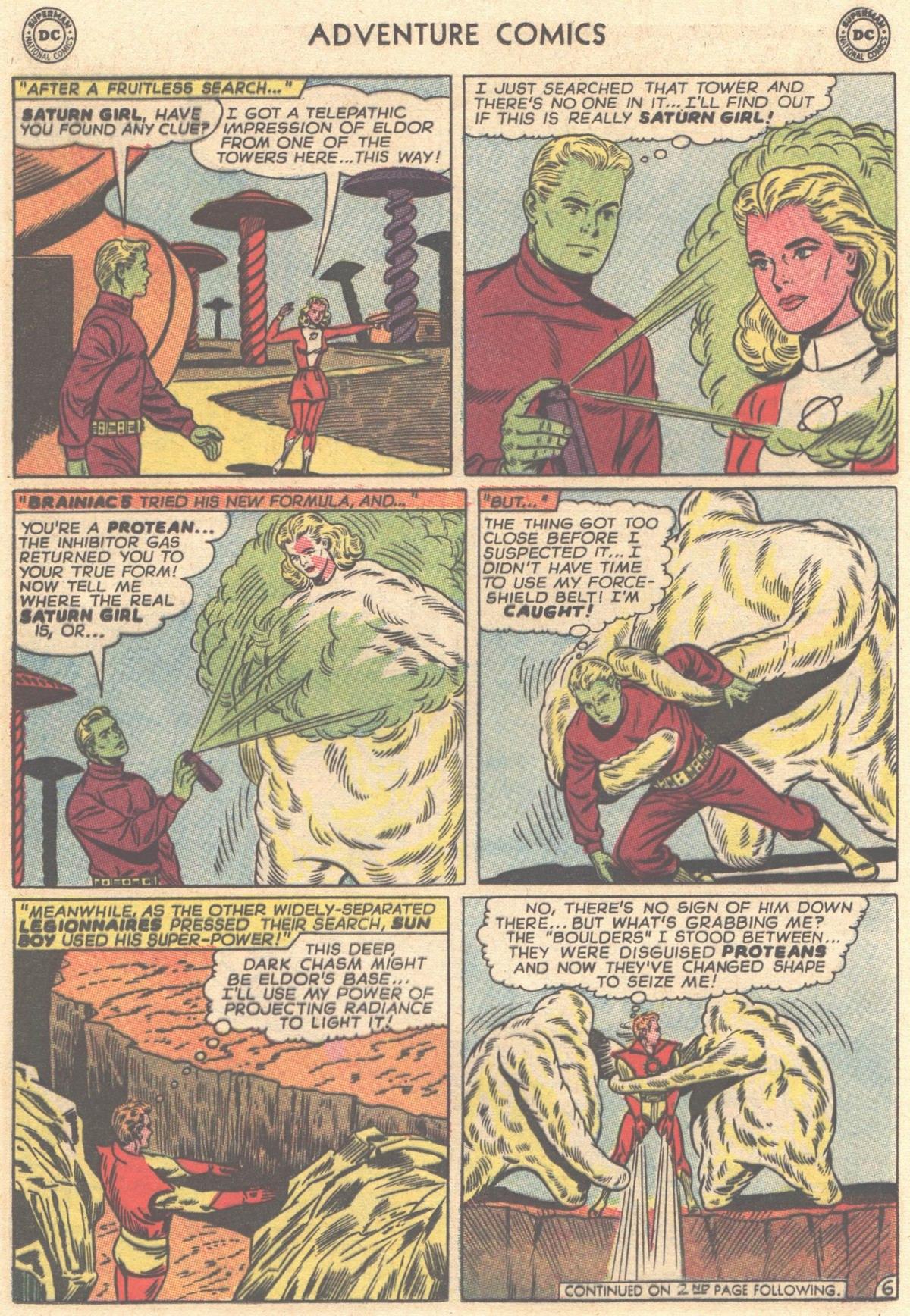 Read online Adventure Comics (1938) comic -  Issue #334 - 8