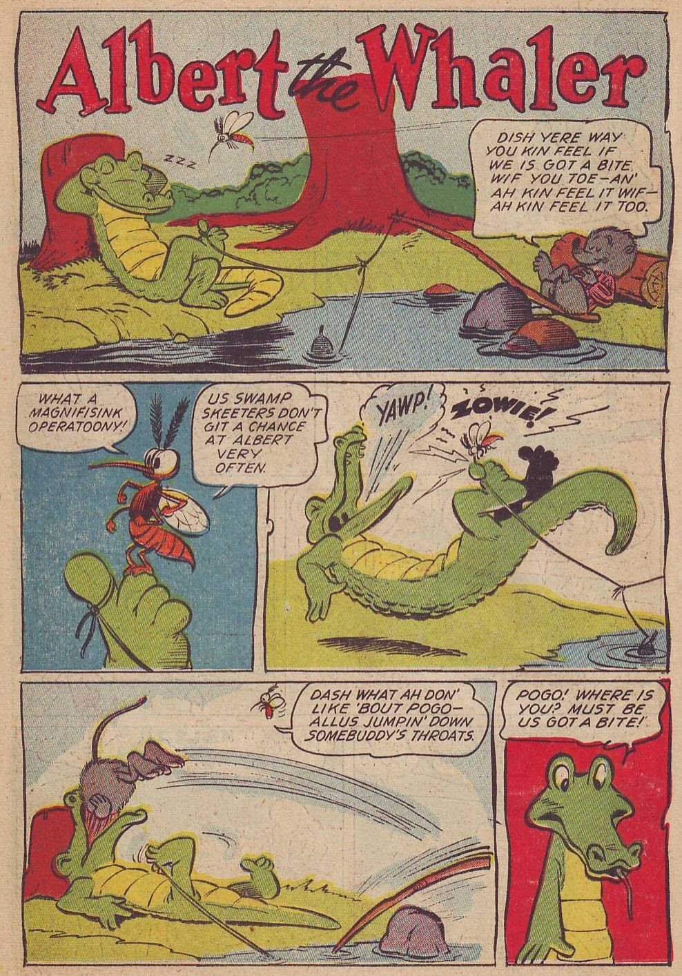 Read online Animal Comics comic -  Issue #13 - 30