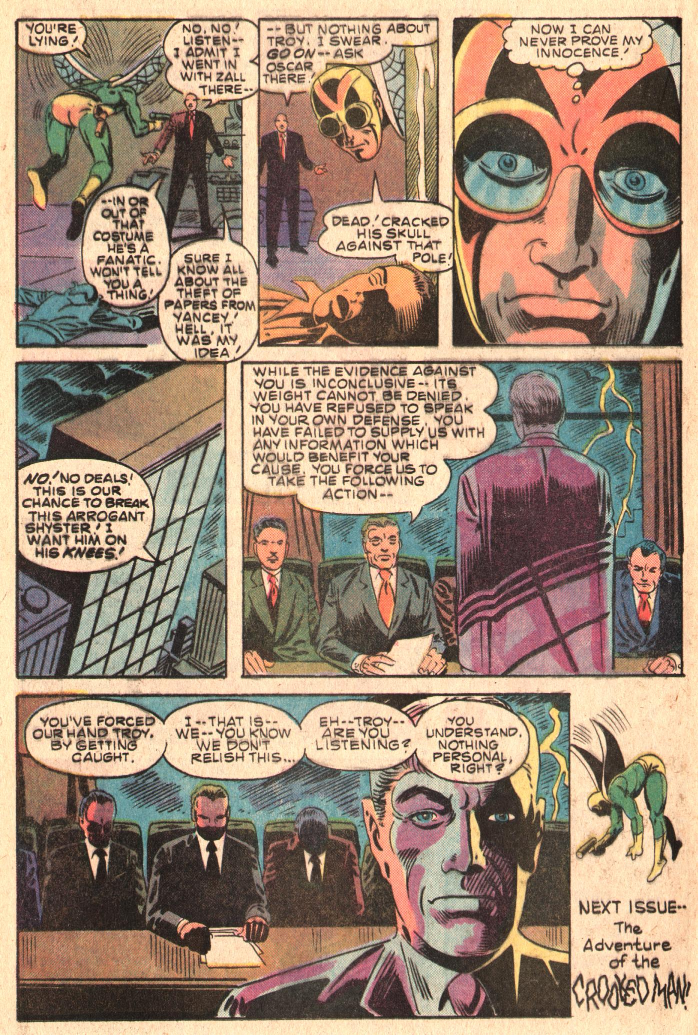 Read online The Fly (1983) comic -  Issue #5 - 20