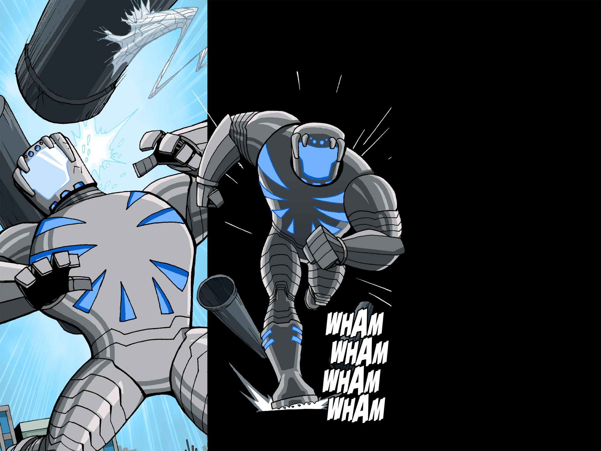 Read online Ultimate Spider-Man (Infinite Comics) (2015) comic -  Issue #3 - 38