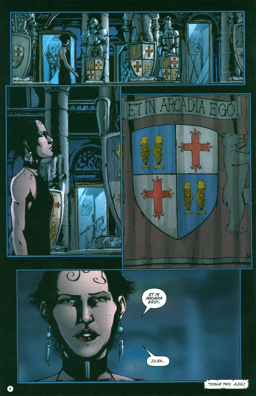 Read online Rex Mundi comic -  Issue #4 - 10