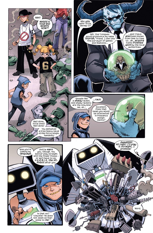 Read online Skrulls vs. Power Pack comic -  Issue #2 - 16