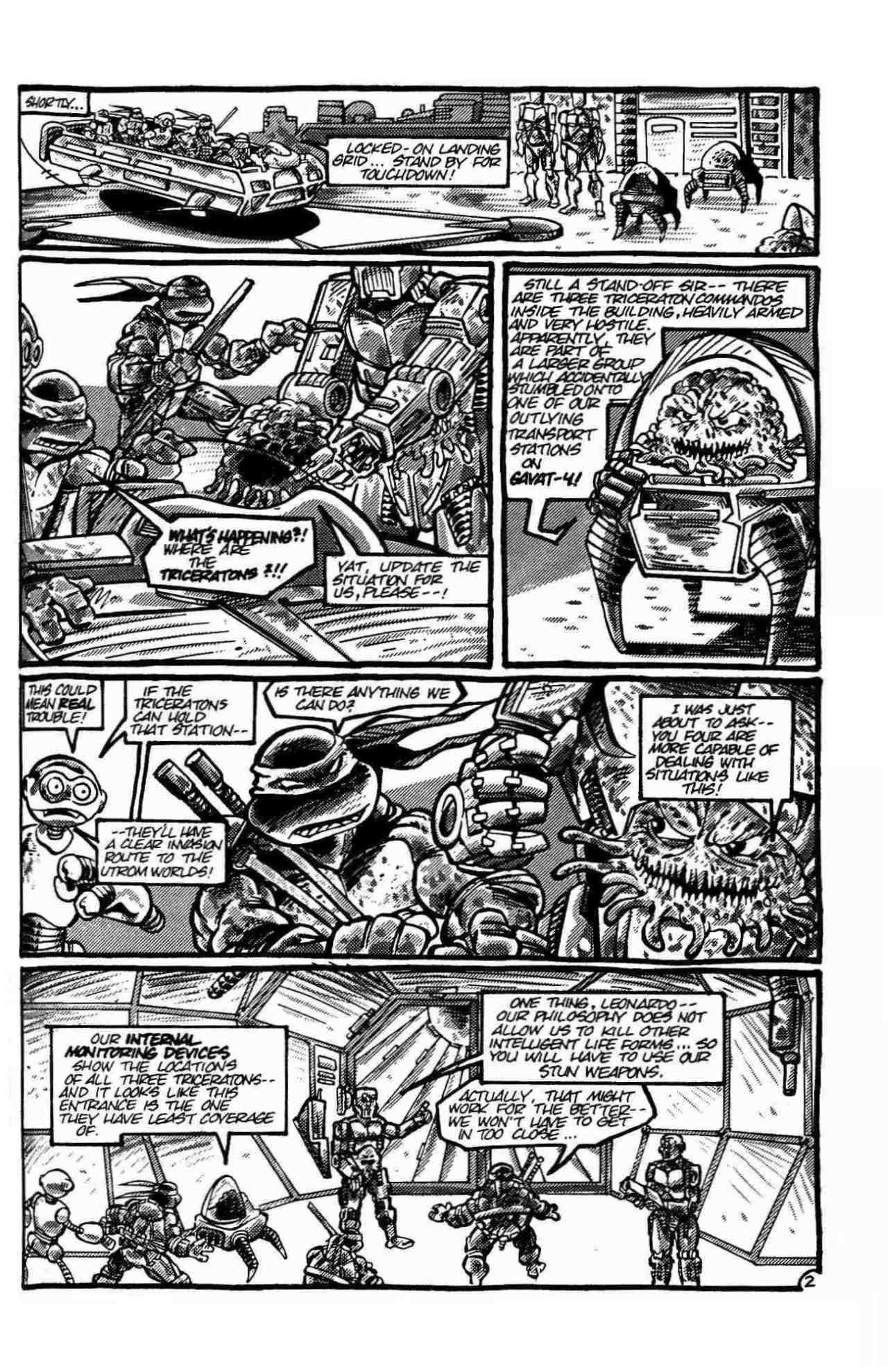 Read online Shell Shock comic -  Issue # Full - 81