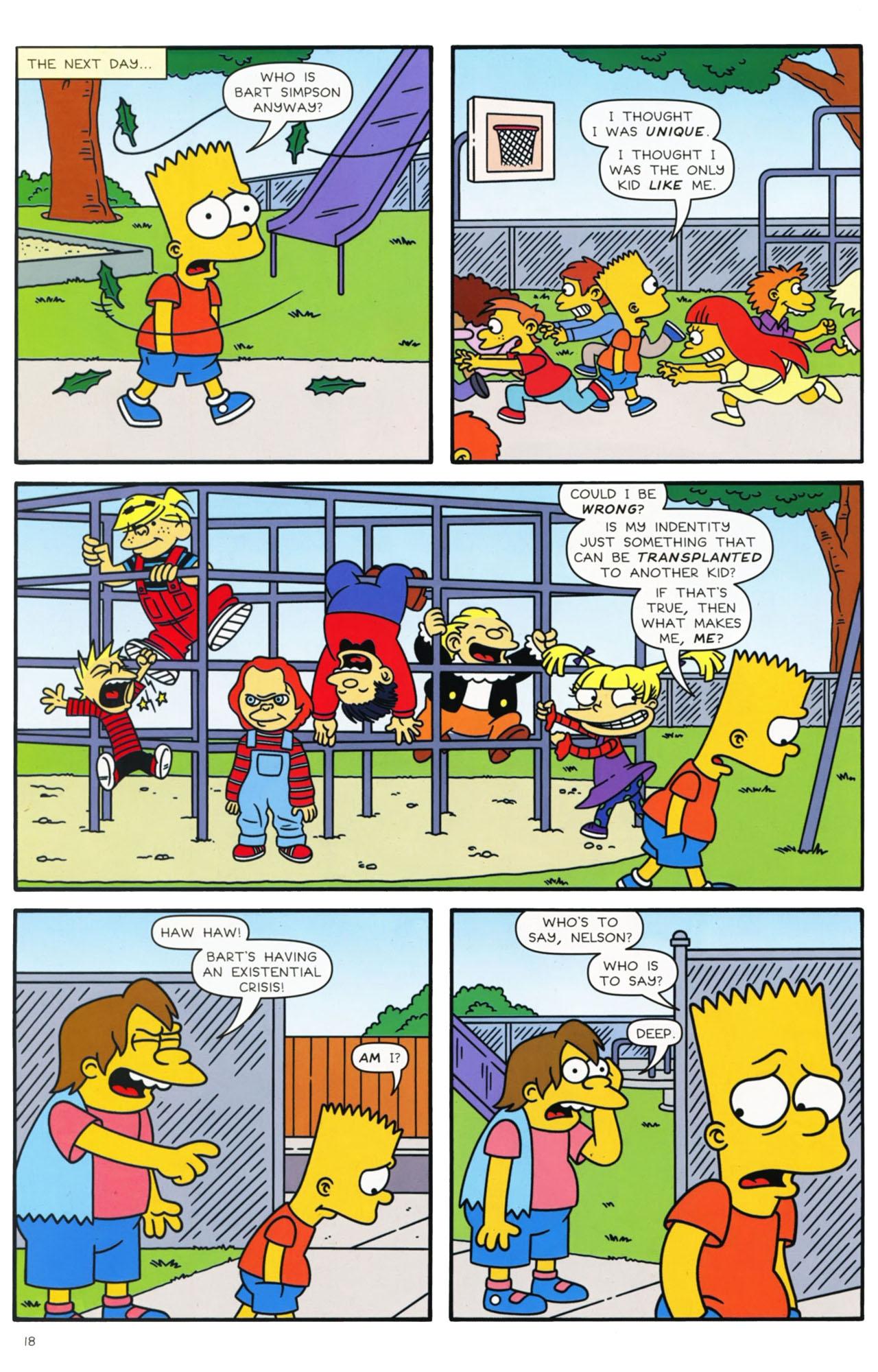 Read online Simpsons Comics comic -  Issue #169 - 14
