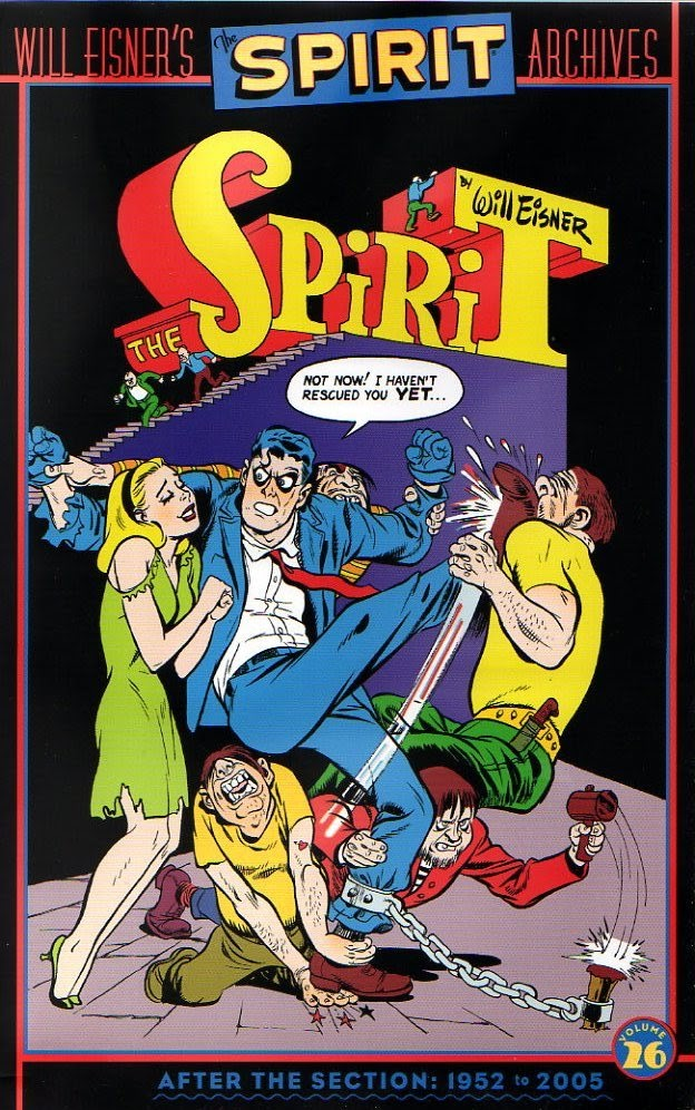 Read online Will Eisner's The Spirit Archives comic -  Issue # TPB 26 (Part 1) - 1