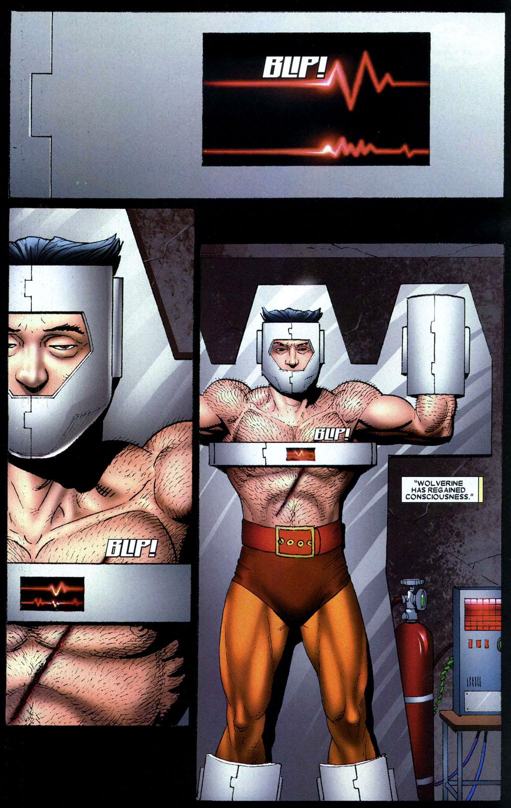 Read online Wolverine: Origins comic -  Issue #10 - 18