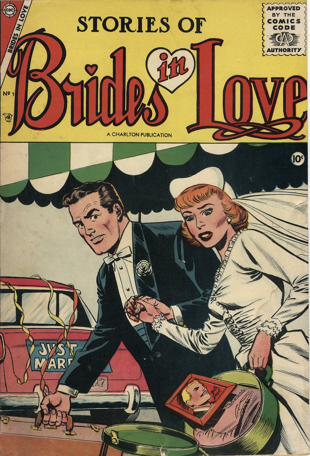 Brides in Love issue 1 - Page 1