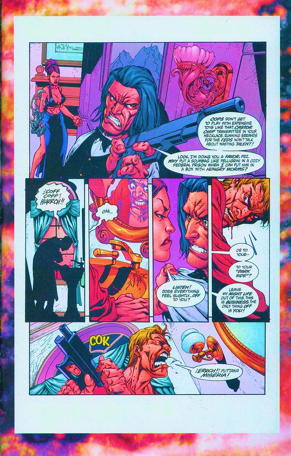 Read online Overkill: Witchblade/Aliens/Darkness/Predator comic -  Issue #1 - 43
