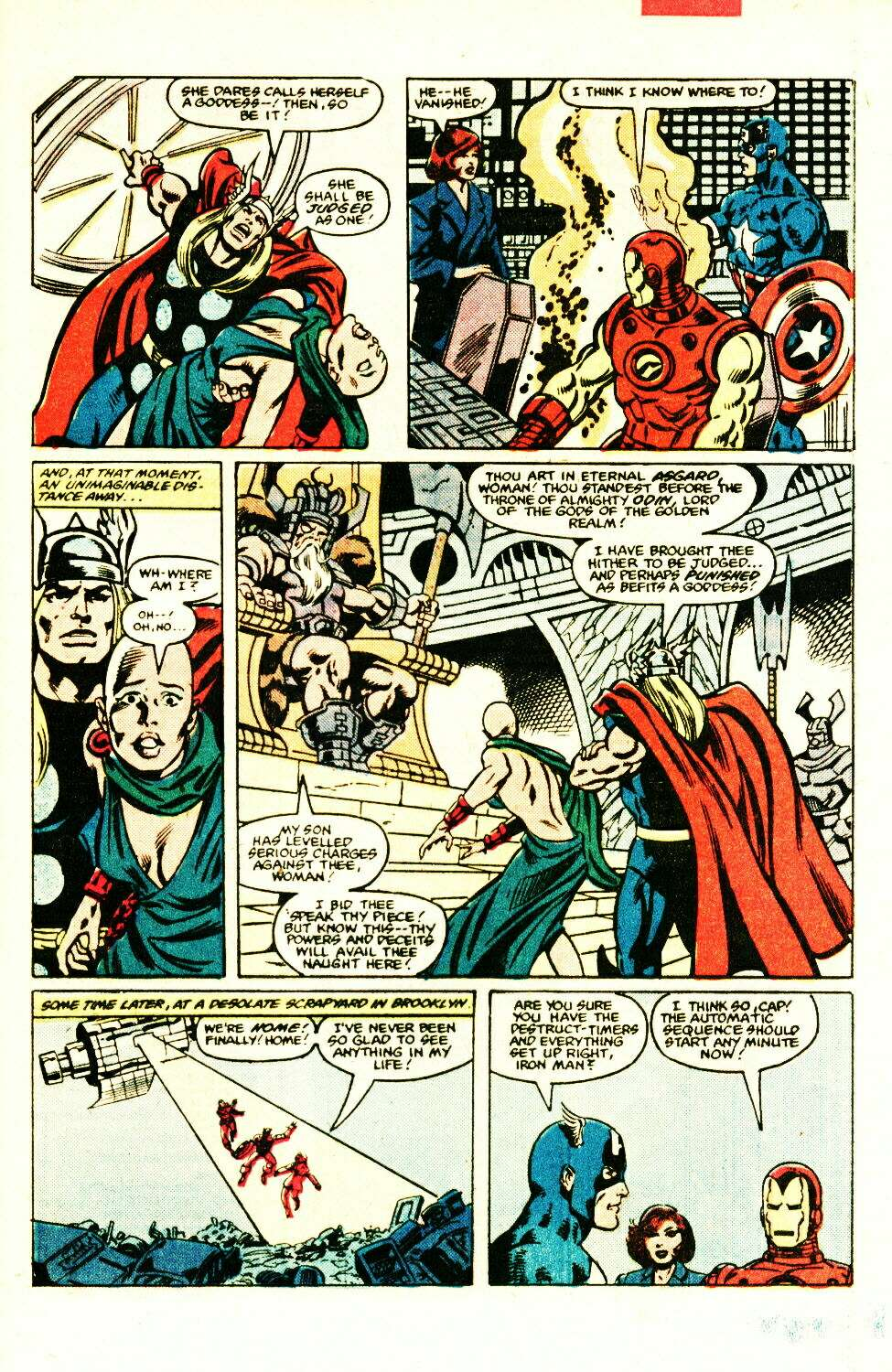 The Avengers (1963) 220 Page 22