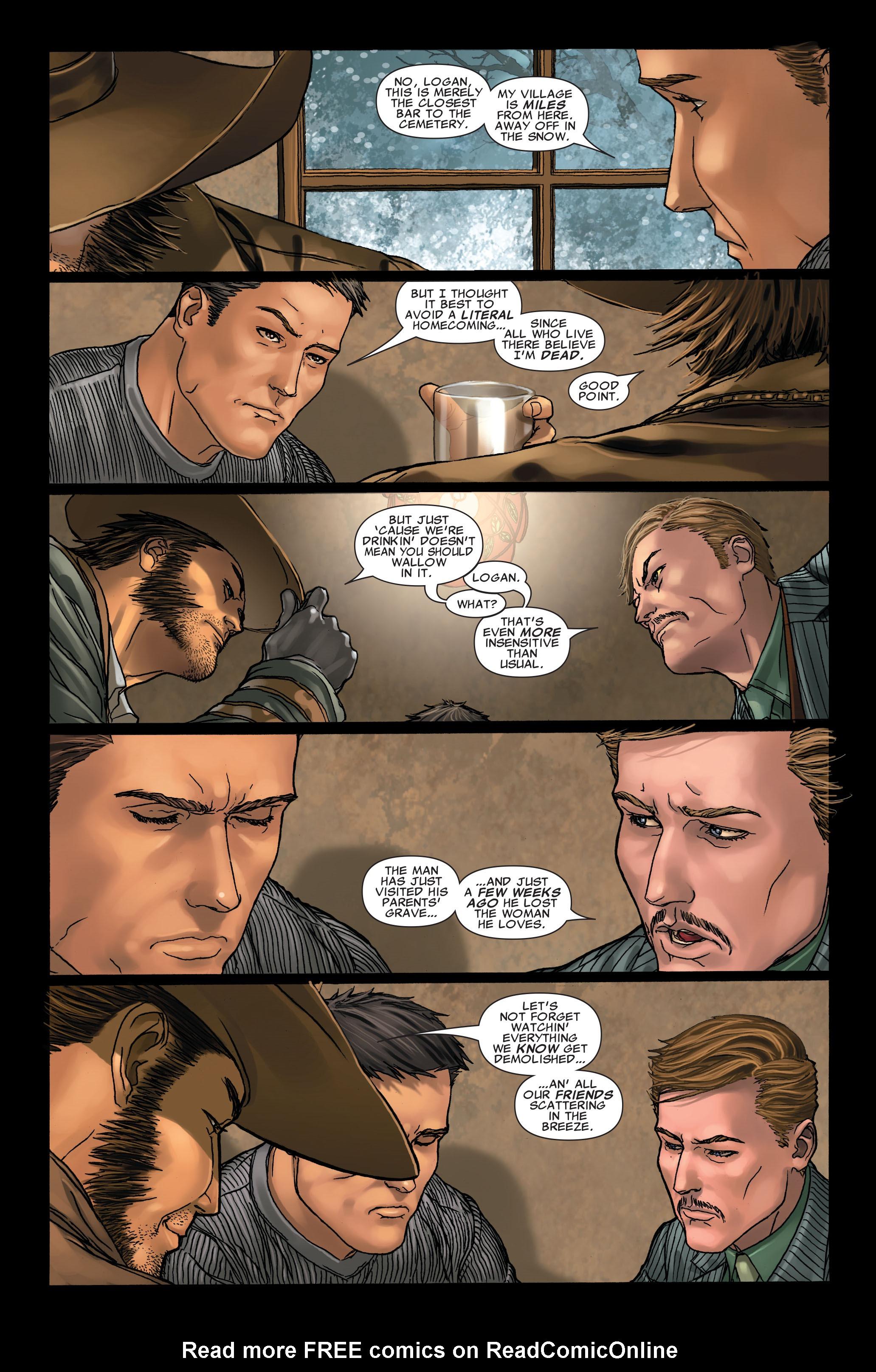 Read online Uncanny X-Men (1963) comic -  Issue #496 - 10