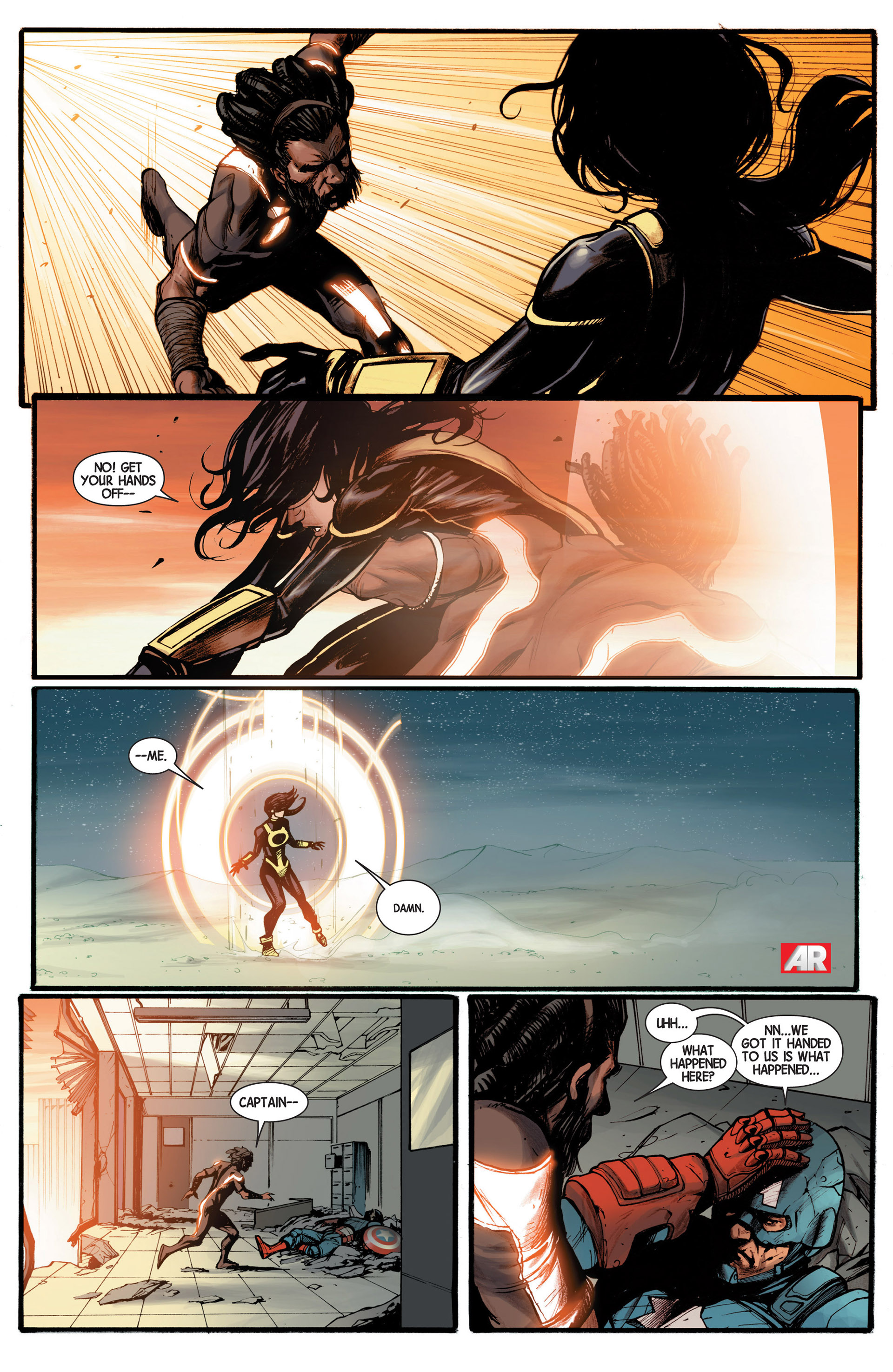 Read online Avengers (2013) comic -  Issue #17 - 12