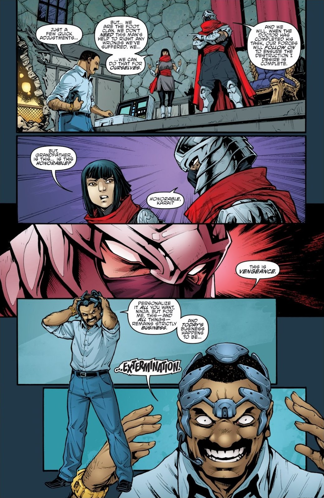 Read online Teenage Mutant Ninja Turtles: The IDW Collection comic -  Issue # TPB 6 (Part 2) - 87