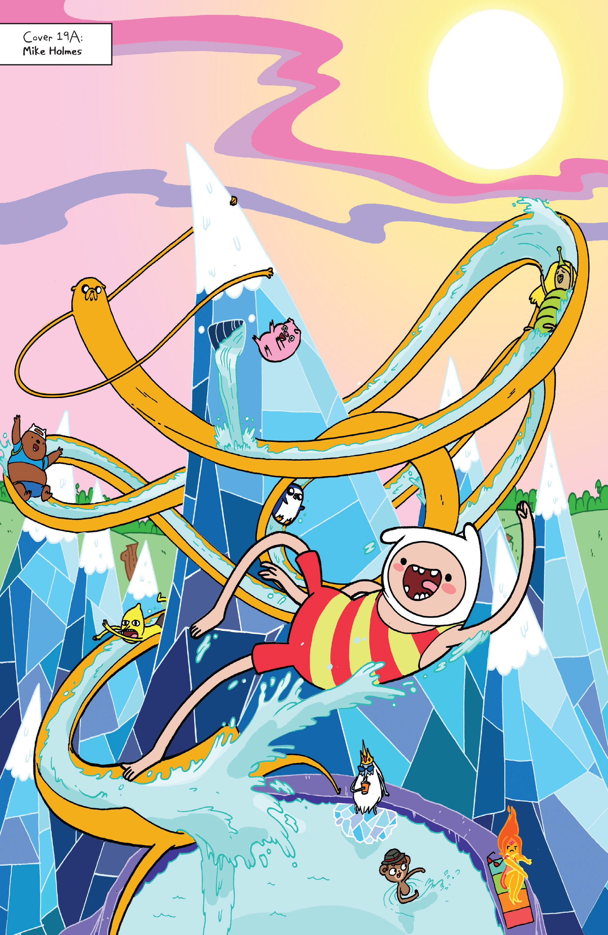 Read online Adventure Time comic -  Issue #Adventure Time _TPB 4 - 125
