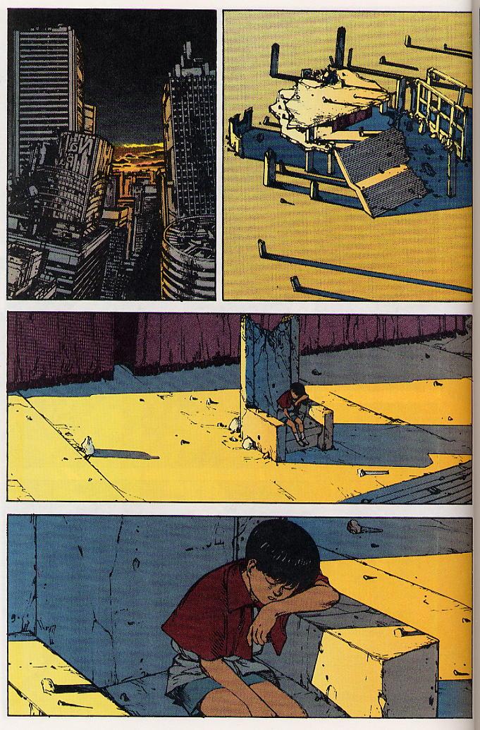 Read online Akira comic -  Issue #26 - 27