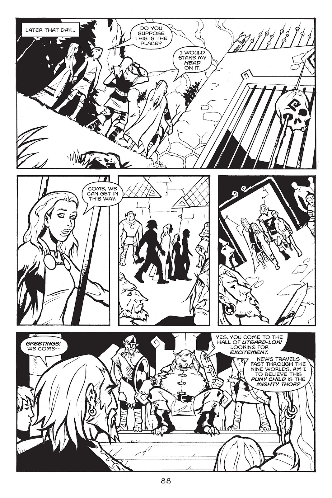 Read online Gods of Asgard comic -  Issue # TPB (Part 1) - 89