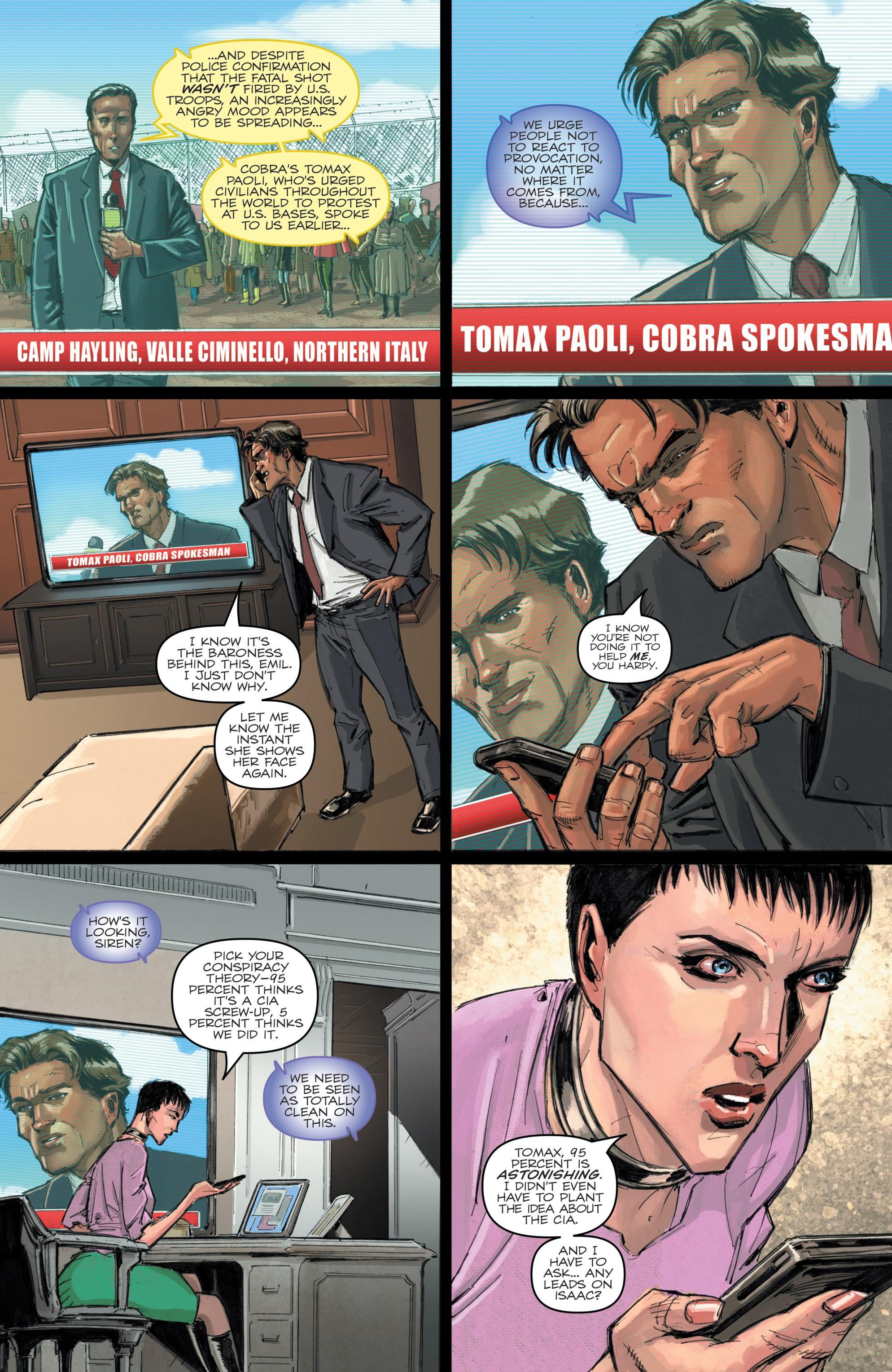 G.I. Joe (2014) #_TPB_2 #10 - English 20