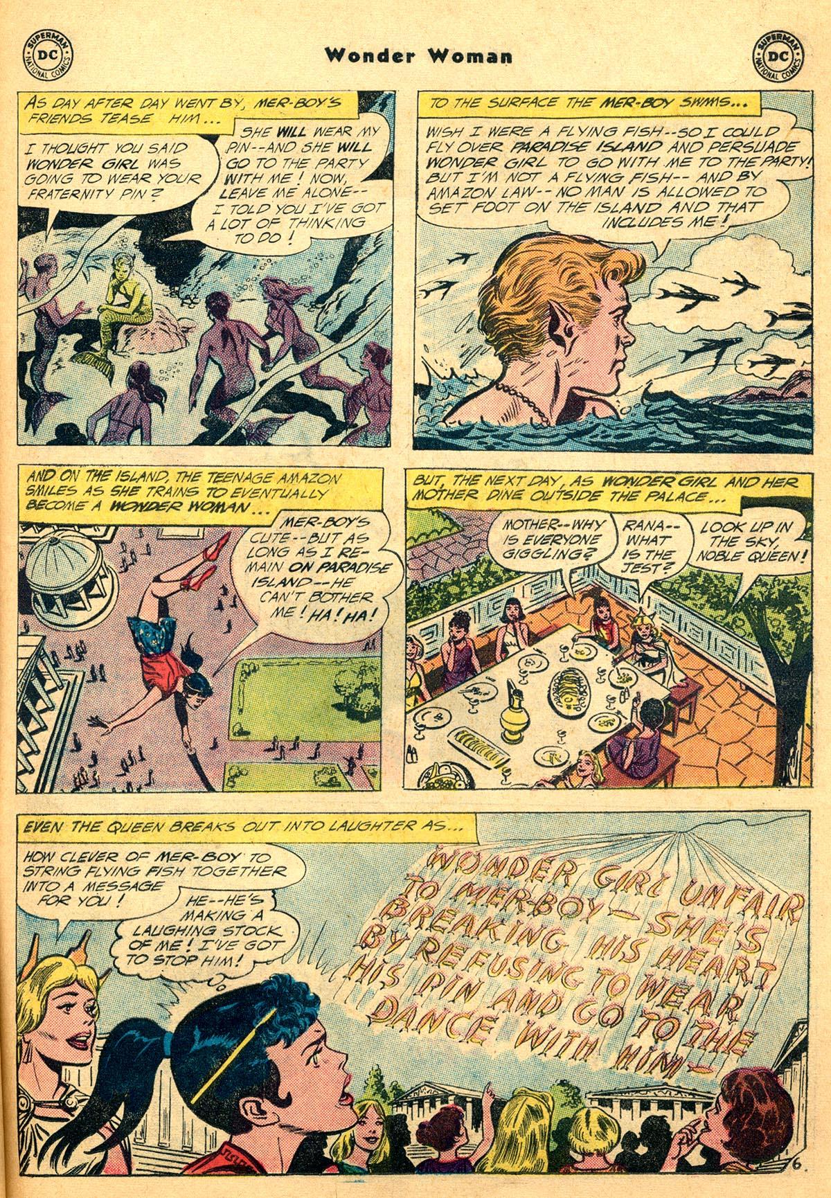 Read online Wonder Woman (1942) comic -  Issue #115 - 23