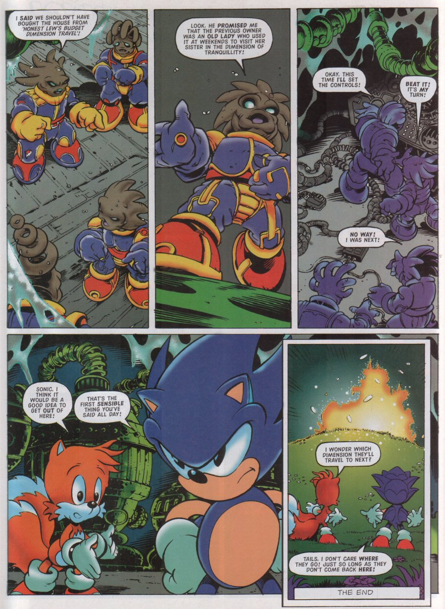 Read online Sonic the Comic comic -  Issue #126 - 9