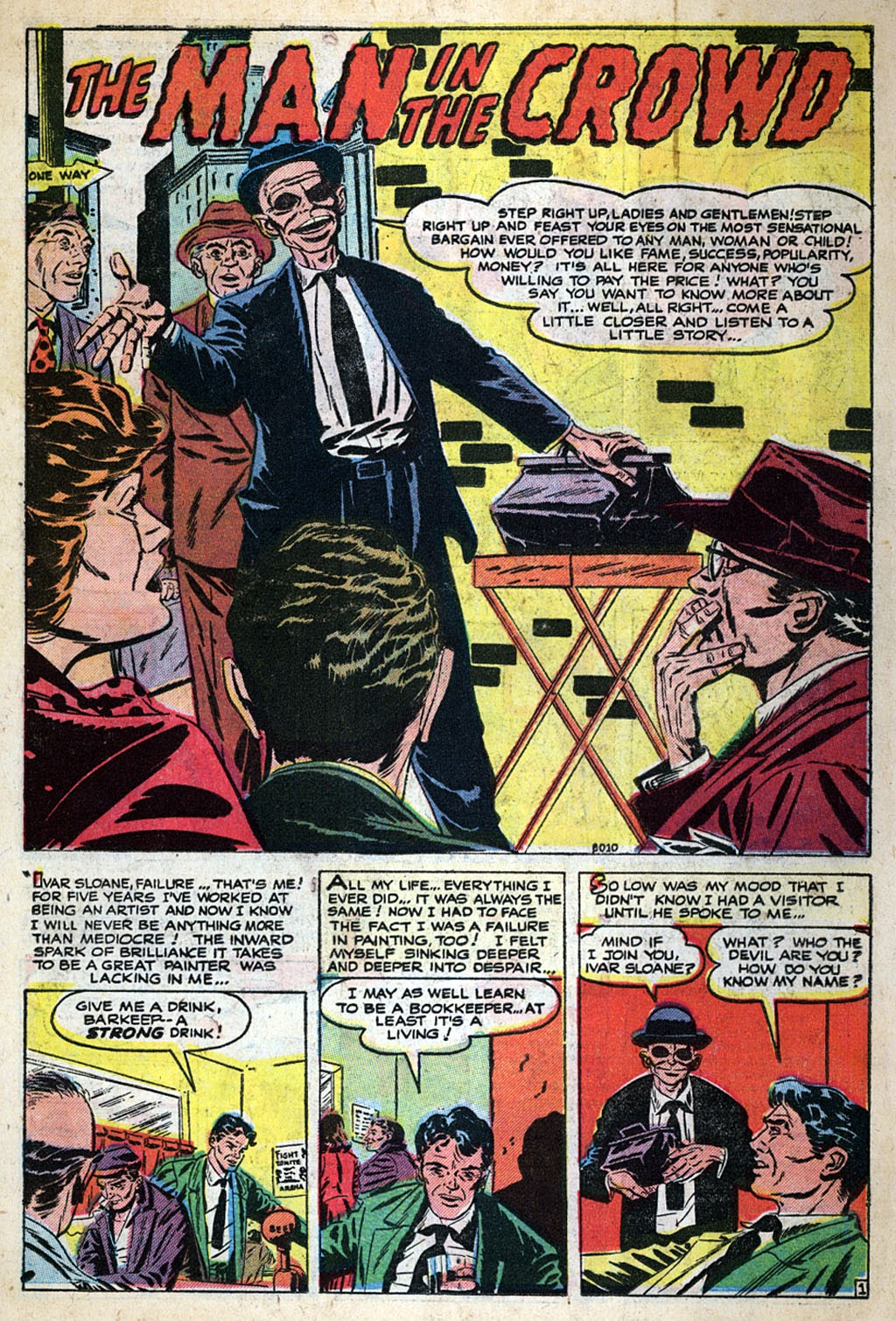 Journey Into Unknown Worlds (1950) issue 4 - Page 11