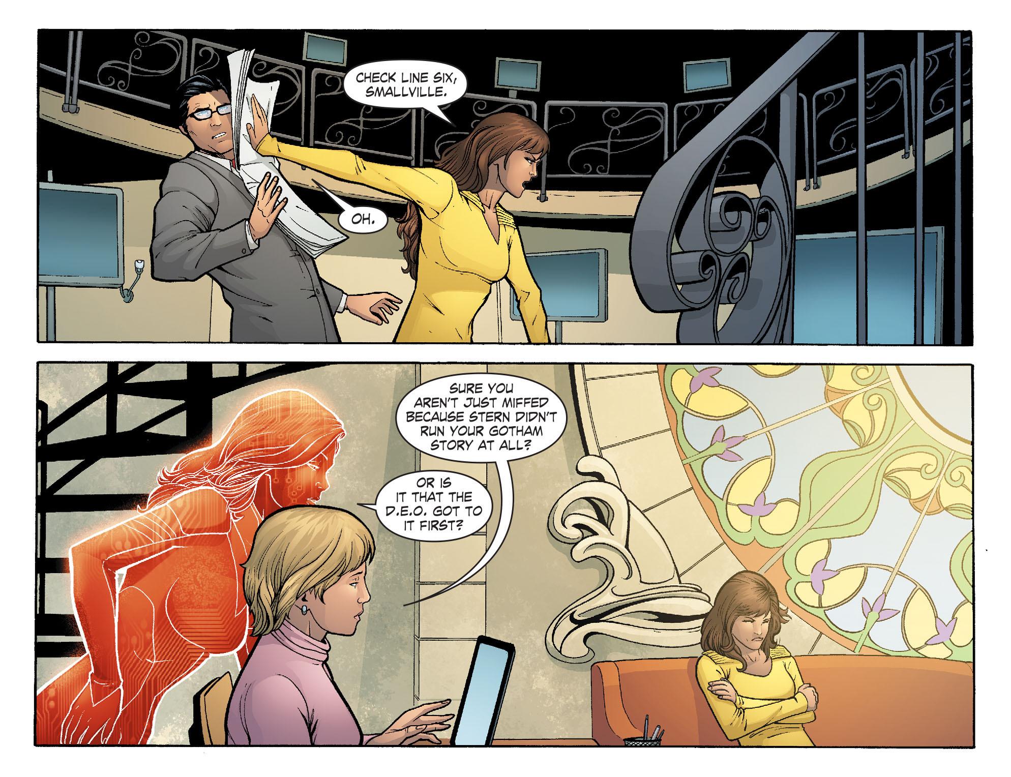 Read online Smallville: Alien comic -  Issue #12 - 10