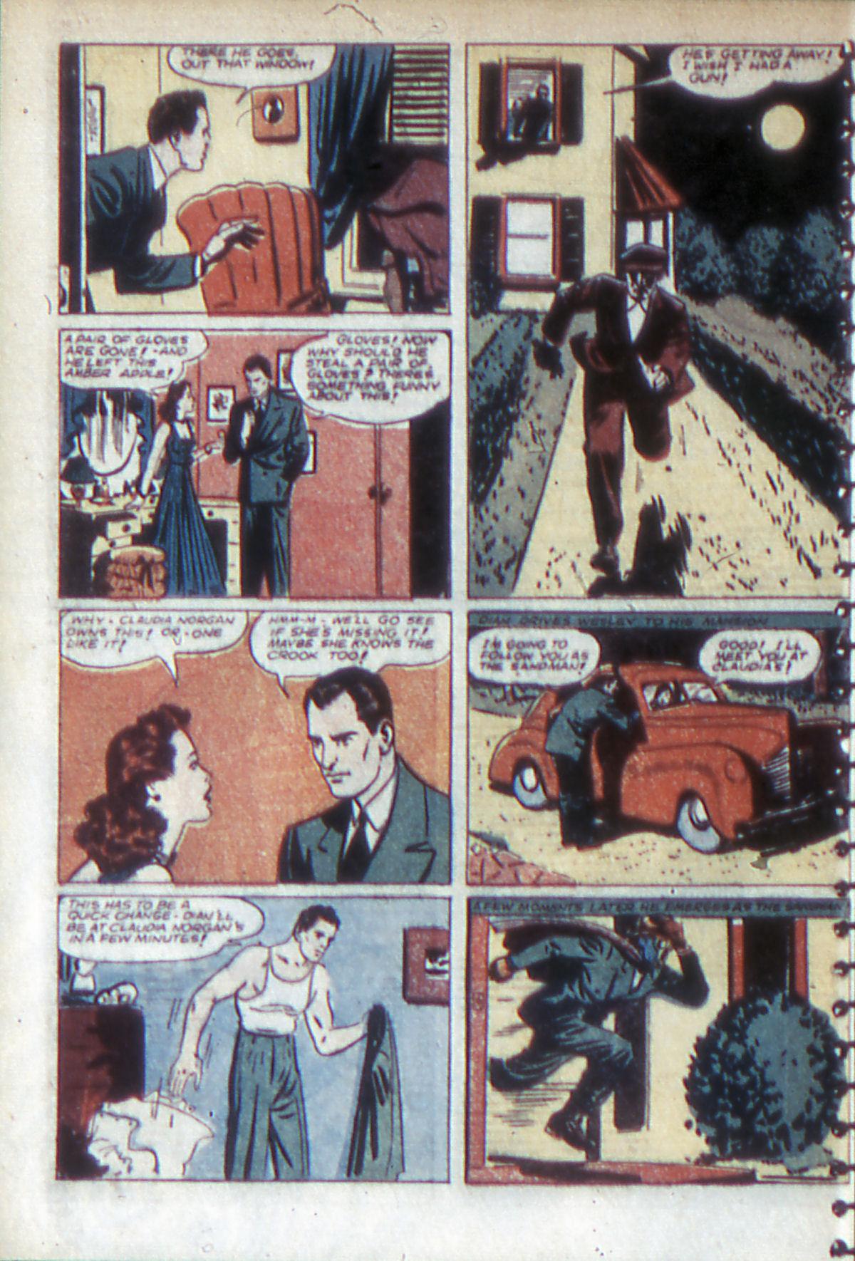Read online Adventure Comics (1938) comic -  Issue #52 - 5
