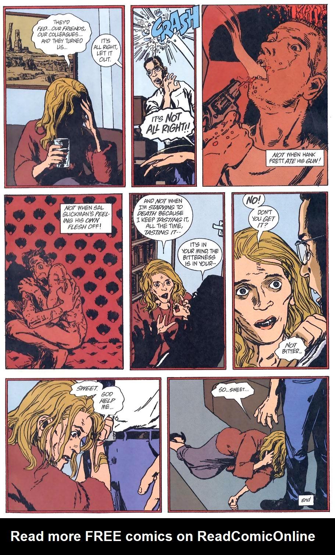 Read online Flinch comic -  Issue #8 - 9
