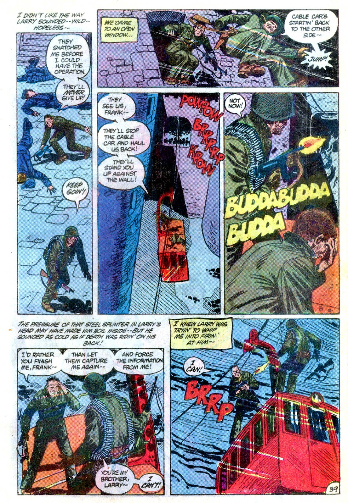 Sgt. Rock issue Annual 2 - Page 41