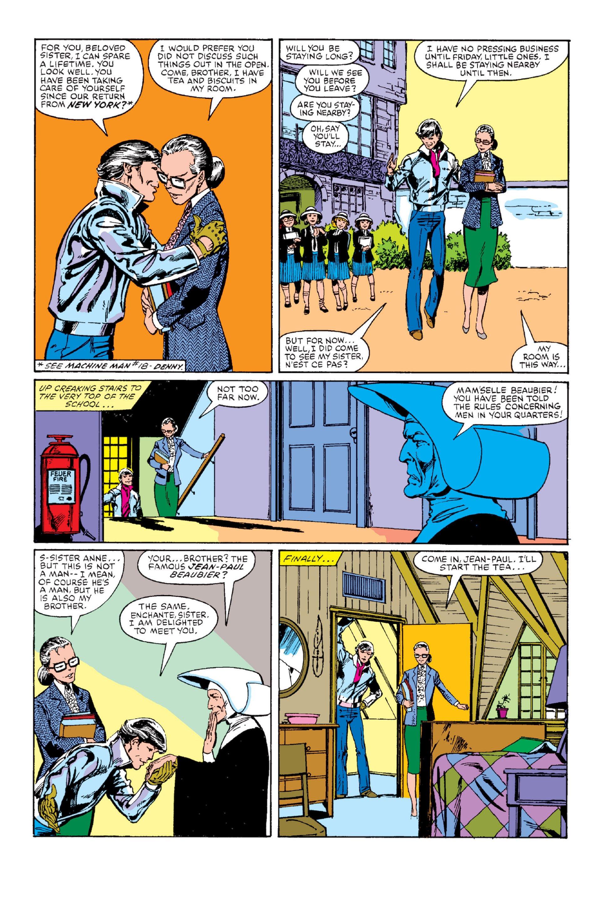 Read online Alpha Flight (1983) comic -  Issue #1 - 10