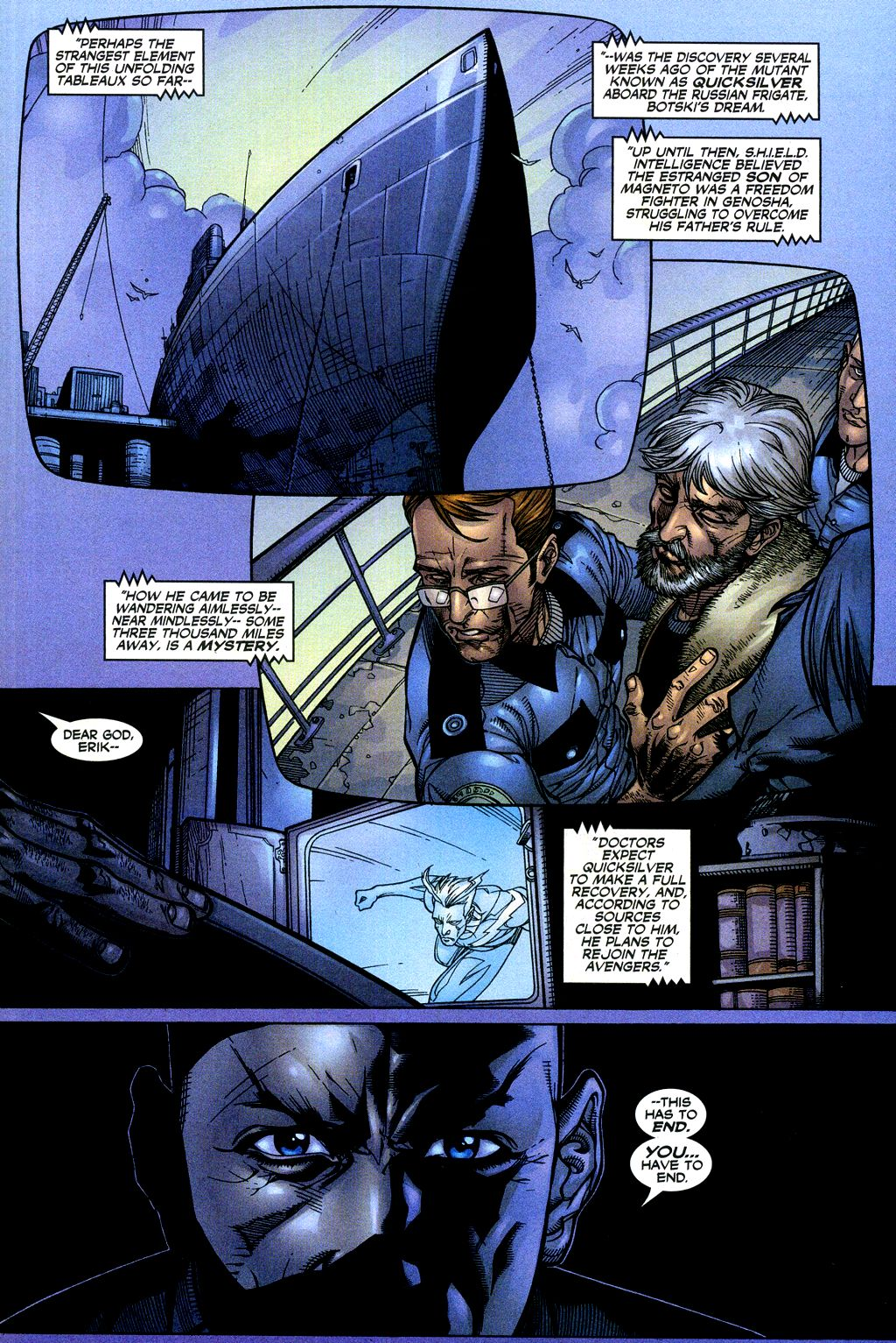 X-Men (1991) 111 Page 13