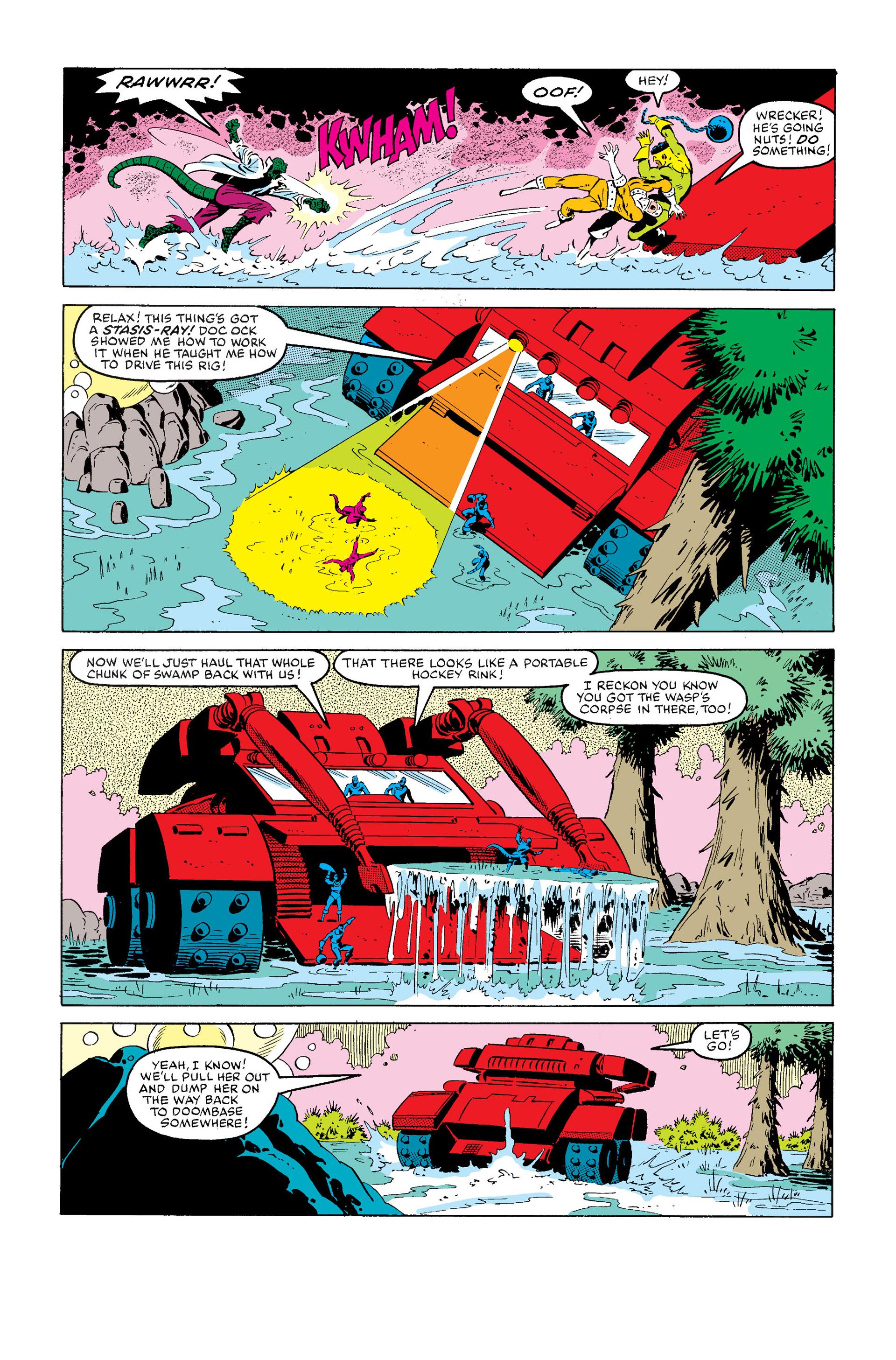Read online Secret Wars (1985) comic -  Issue #6 - 24