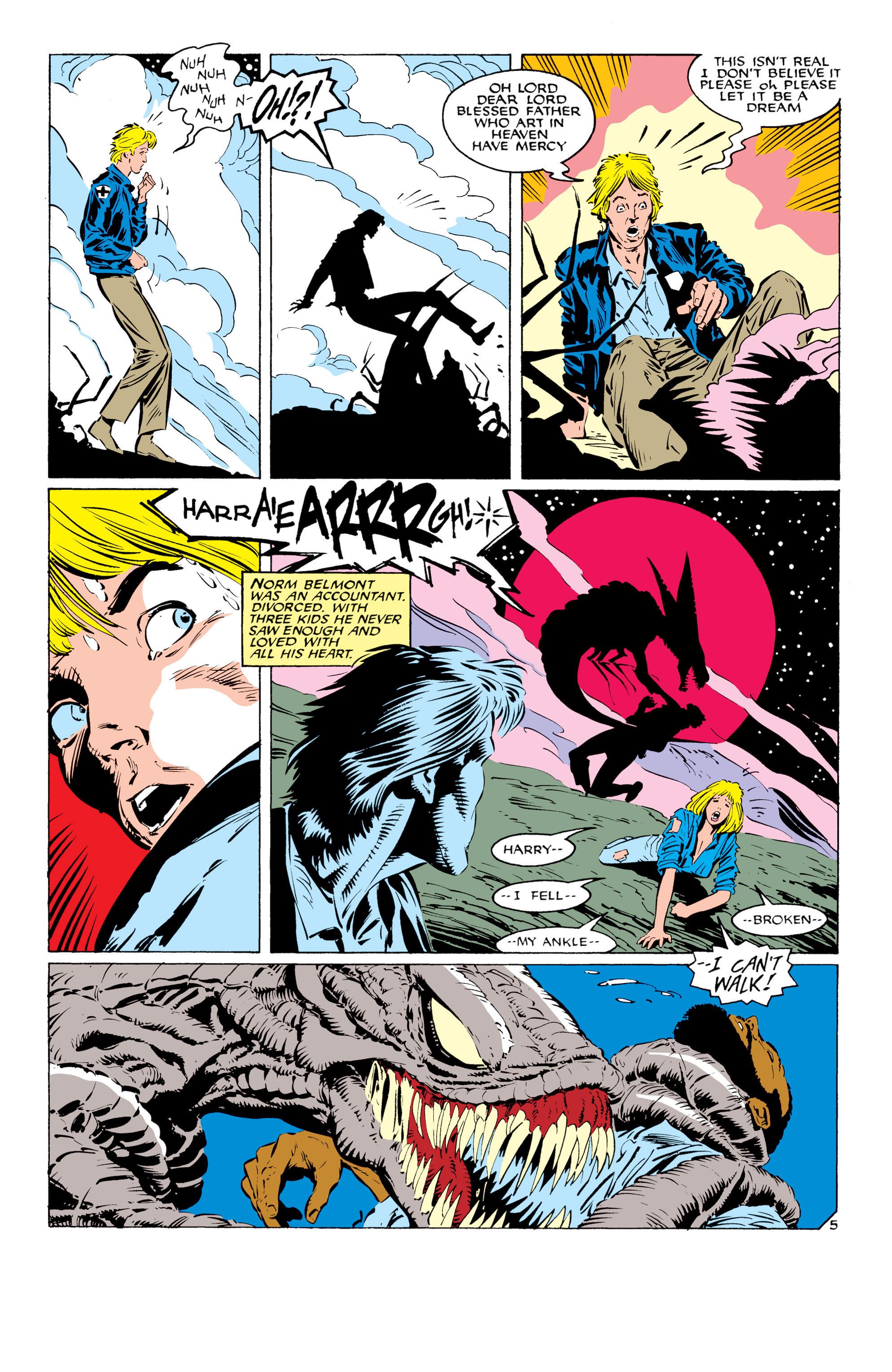 Read online Uncanny X-Men (1963) comic -  Issue #232 - 6