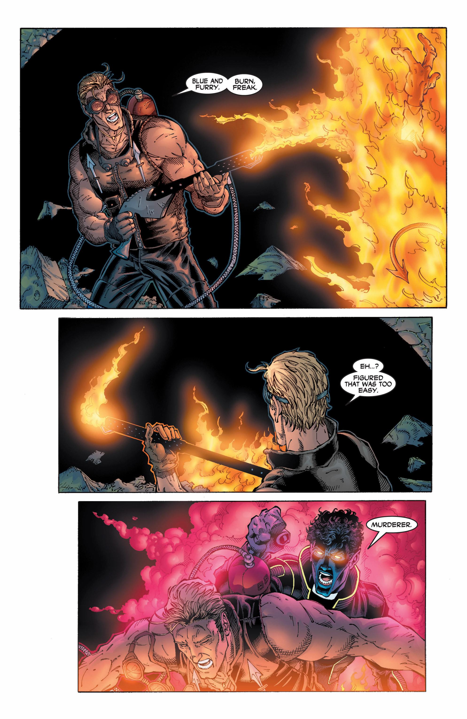 Read online Uncanny X-Men (1963) comic -  Issue #396 - 15