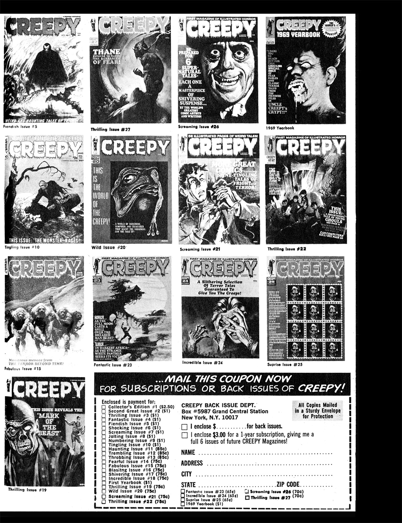 Read online Eerie Archives comic -  Issue # TPB 5 - 146