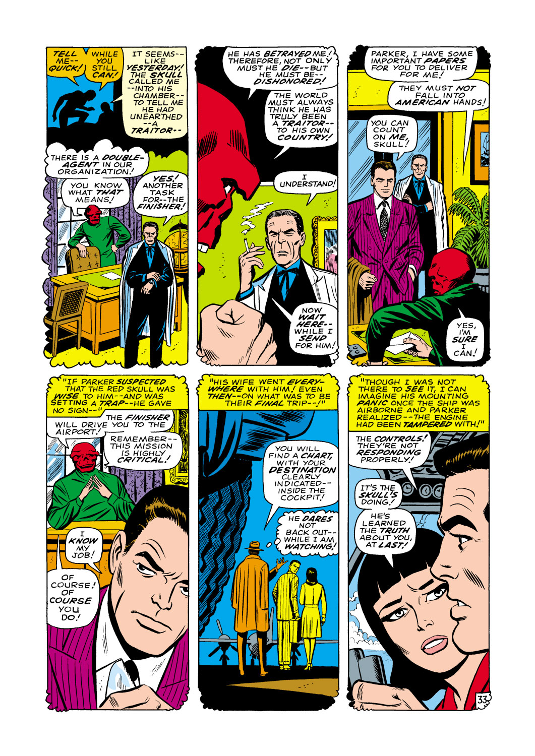 The Amazing Spider-Man (1963) _Annual_5 Page 33