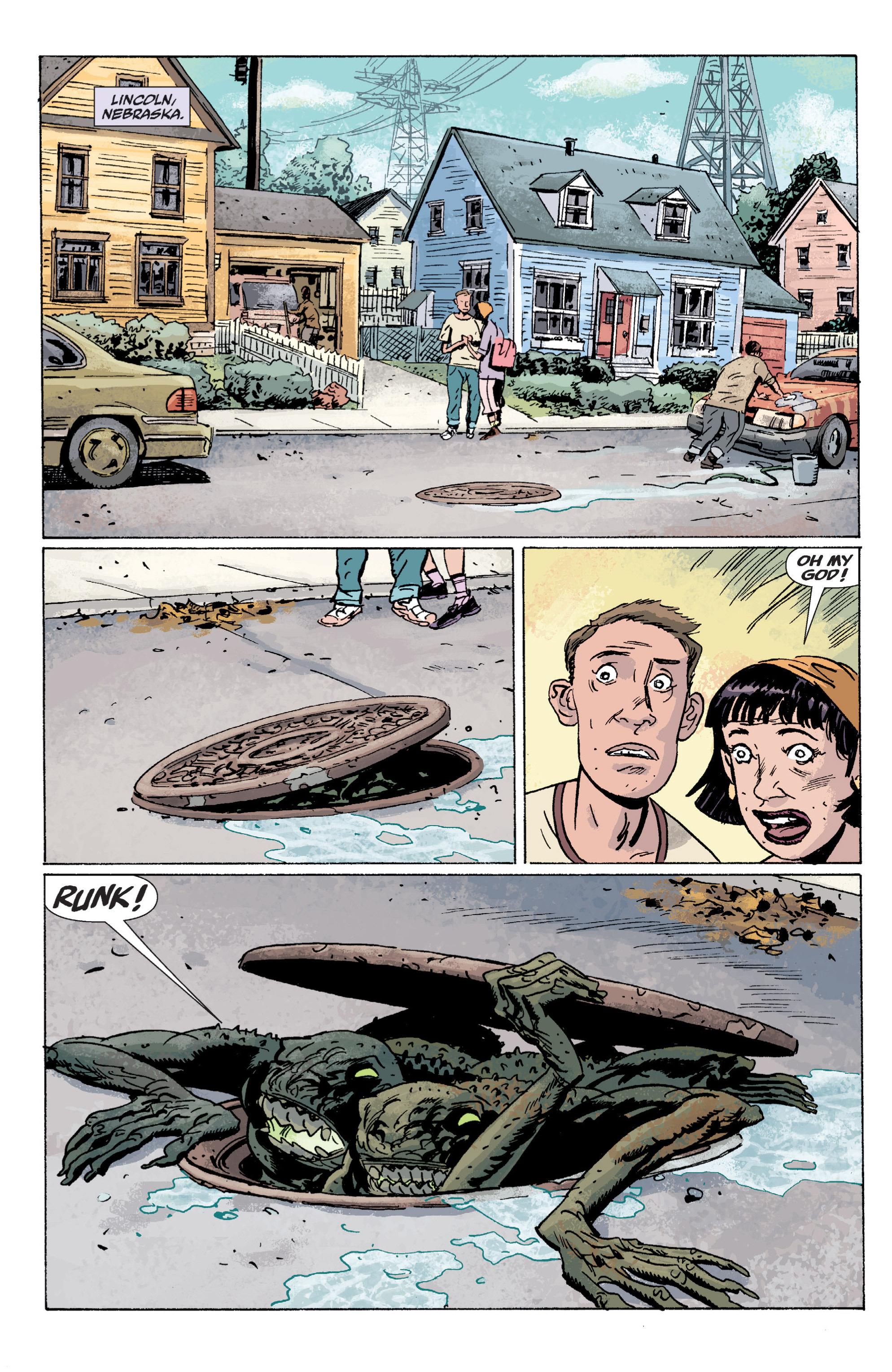 Read online B.P.R.D. (2003) comic -  Issue # TPB 5 - 97