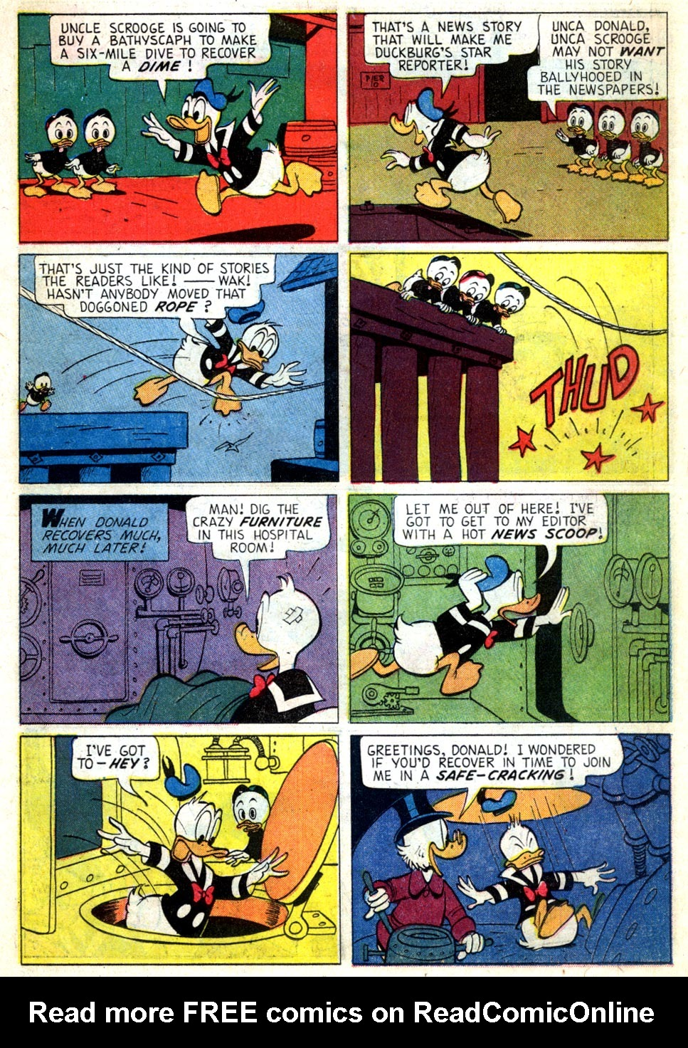 Read online Uncle Scrooge (1953) comic -  Issue #46 - 11