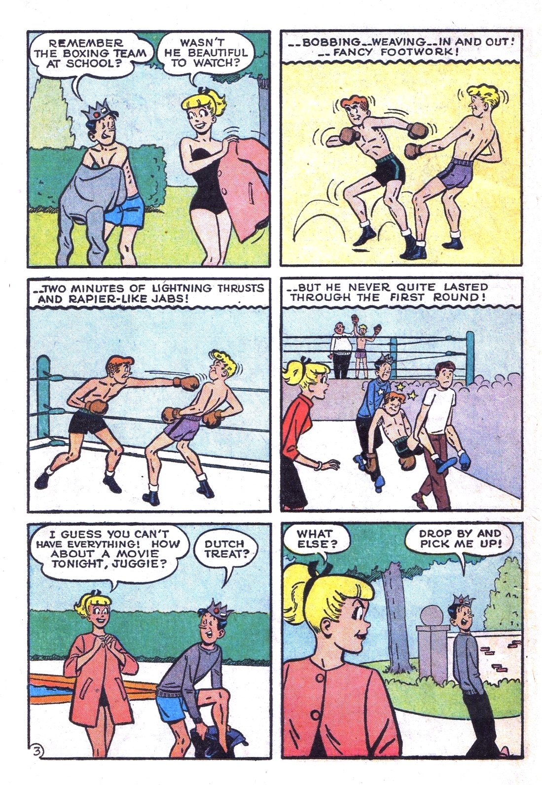 Read online Archie (1960) comic -  Issue #131 - 22